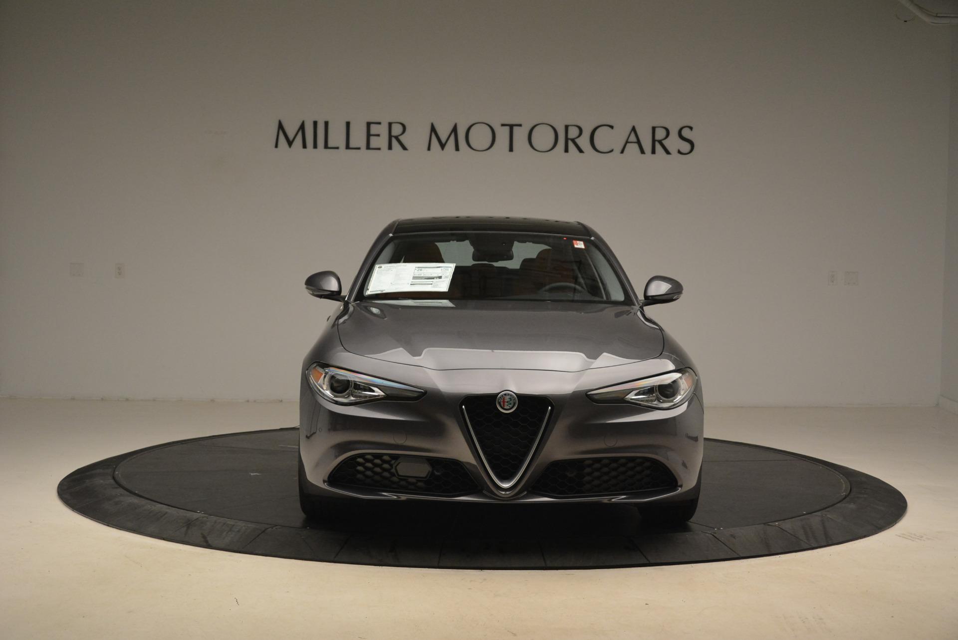 New 2018 Alfa Romeo Giulia Q4 For Sale In Greenwich, CT 1737_p12
