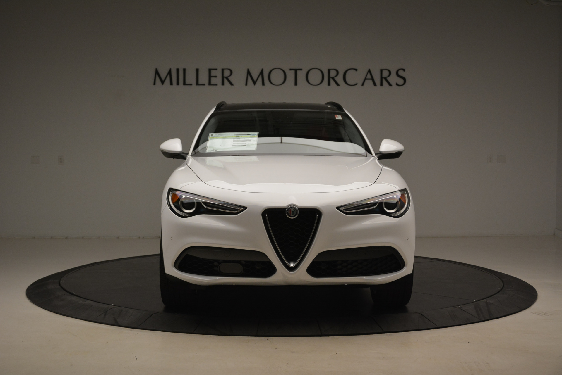 New 2018 Alfa Romeo Stelvio Sport Q4 For Sale In Greenwich, CT 1738_p12