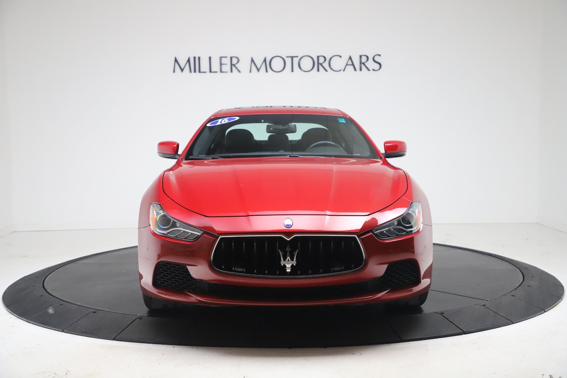 New 2016 Maserati Ghibli S Q4 For Sale In Greenwich, CT 174_p12