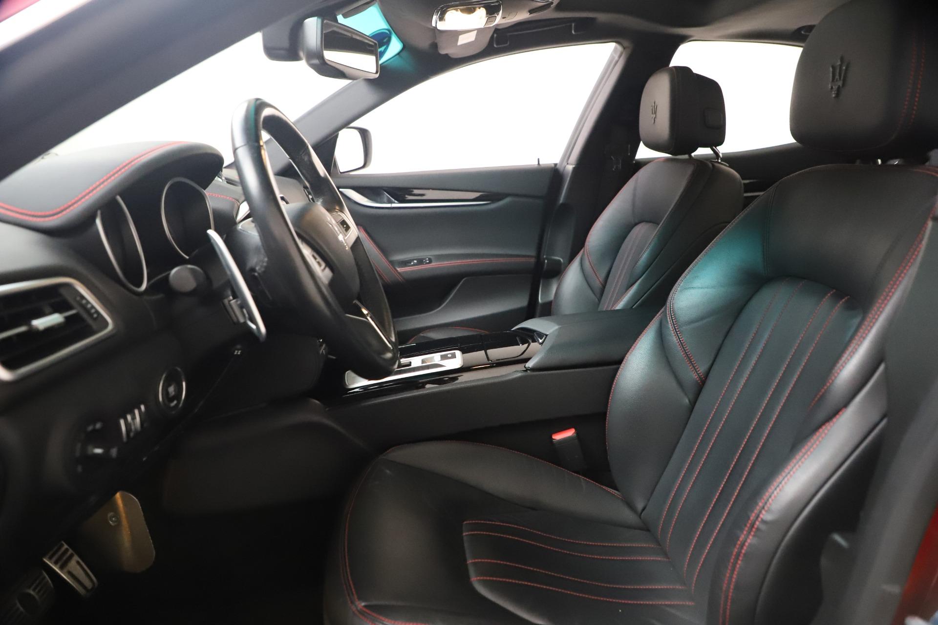 New 2016 Maserati Ghibli S Q4 For Sale In Greenwich, CT 174_p14