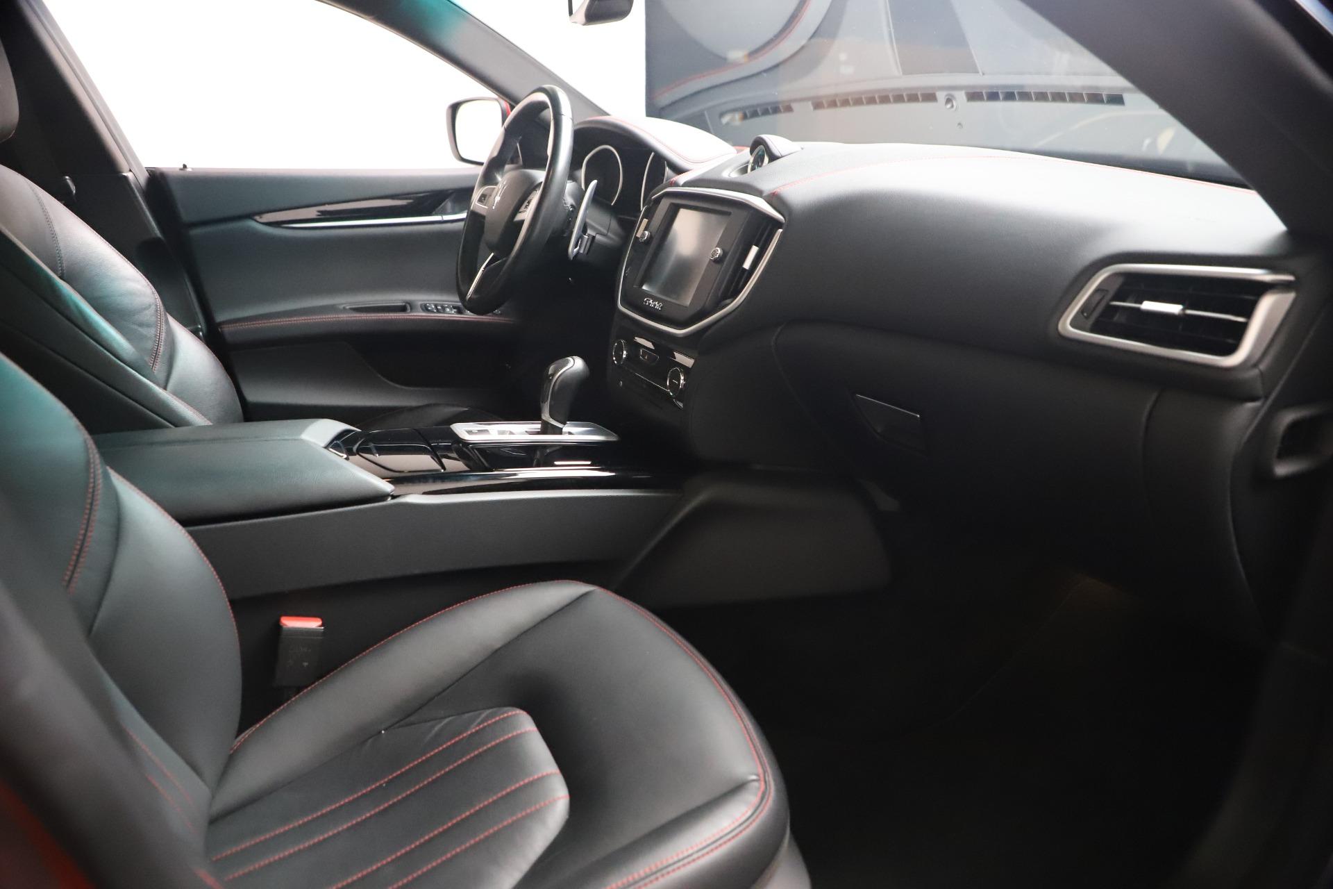 New 2016 Maserati Ghibli S Q4 For Sale In Greenwich, CT 174_p17