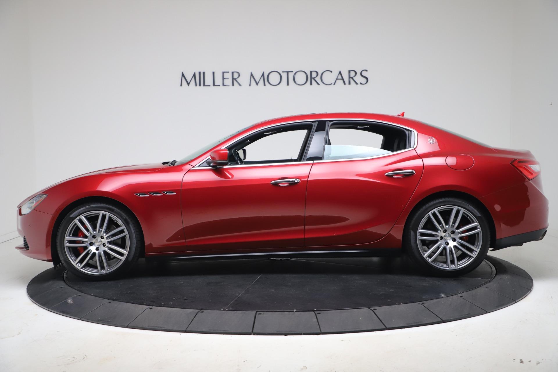 New 2016 Maserati Ghibli S Q4 For Sale In Greenwich, CT 174_p3