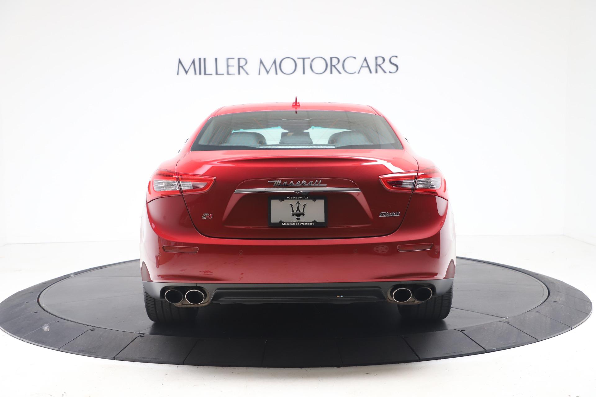 New 2016 Maserati Ghibli S Q4 For Sale In Greenwich, CT 174_p6