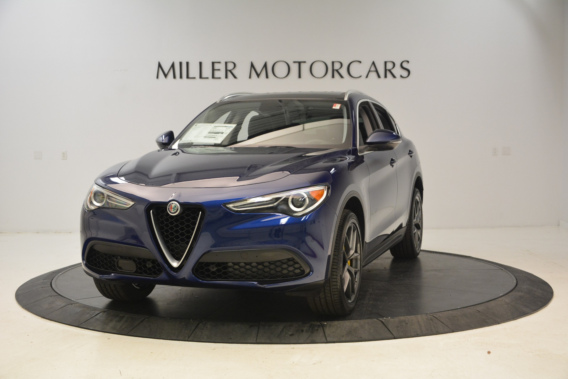 New 2018 Alfa Romeo Stelvio Sport Q4 For Sale In Greenwich, CT 1743_main