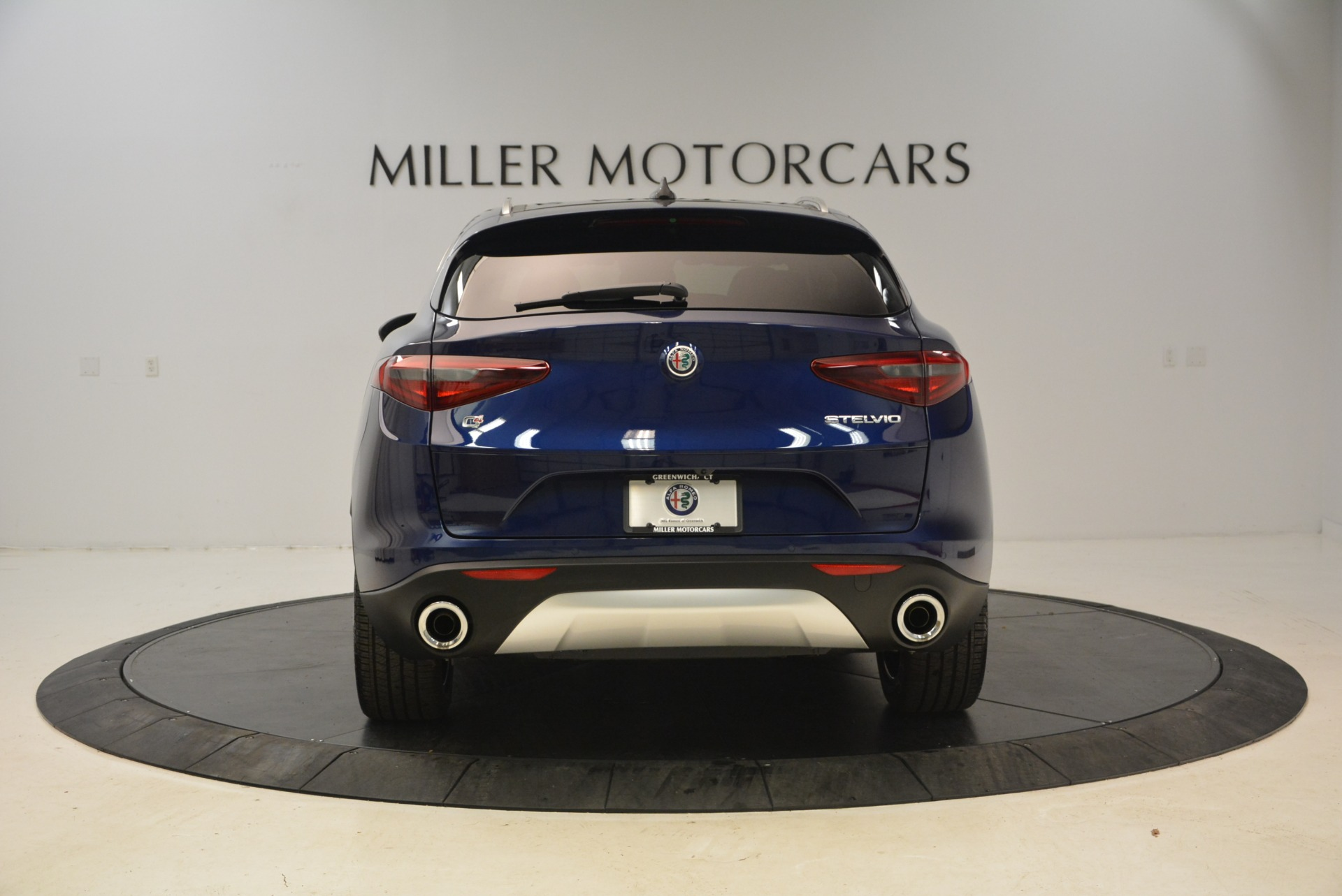 New 2018 Alfa Romeo Stelvio Sport Q4 For Sale In Greenwich, CT 1743_p6