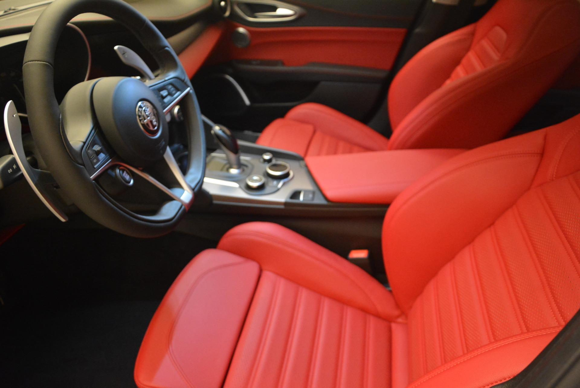 New 2018 Alfa Romeo Giulia Sport Q4 For Sale In Greenwich, CT 1750_p15