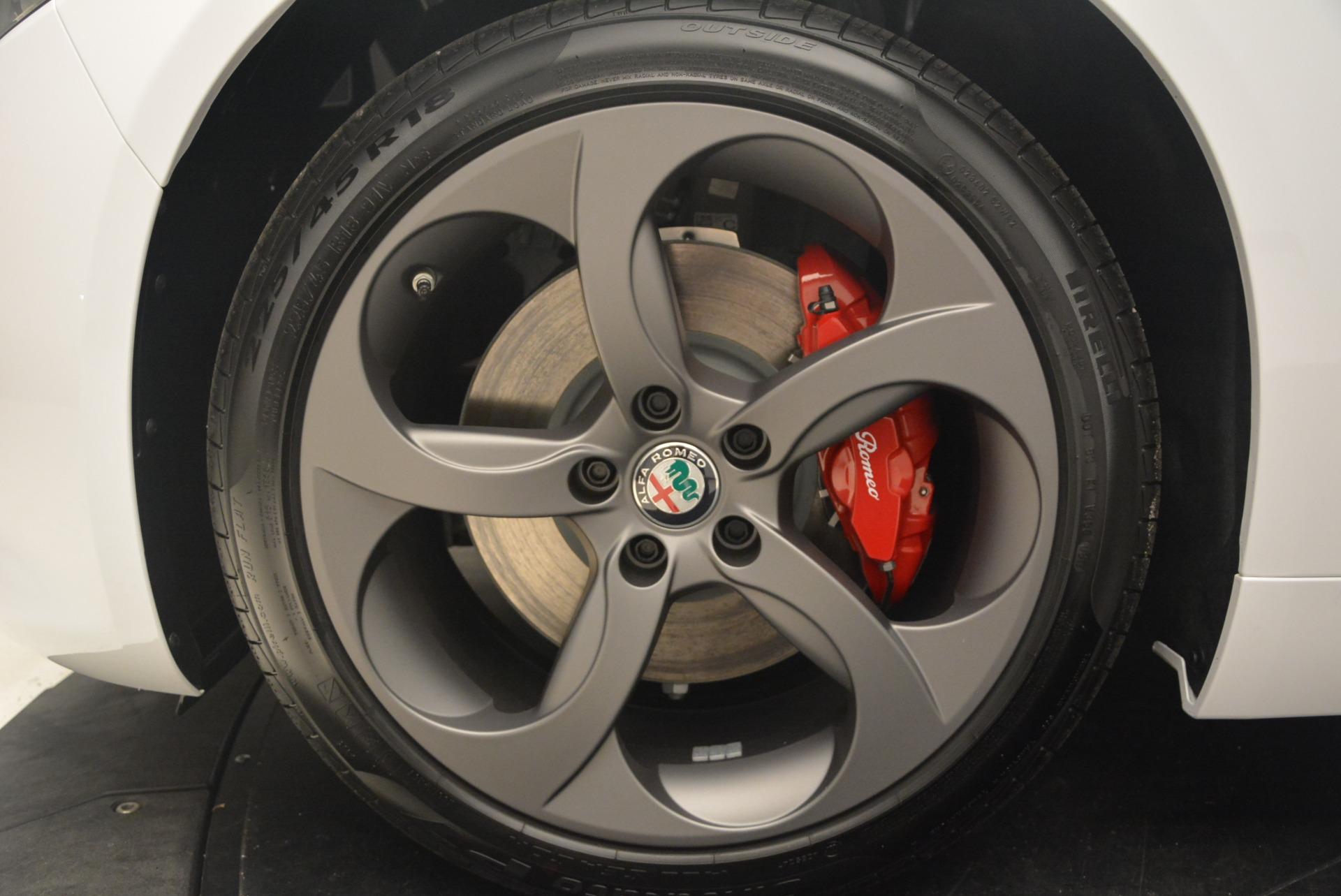 New 2018 Alfa Romeo Giulia Sport Q4 For Sale In Greenwich, CT 1750_p22