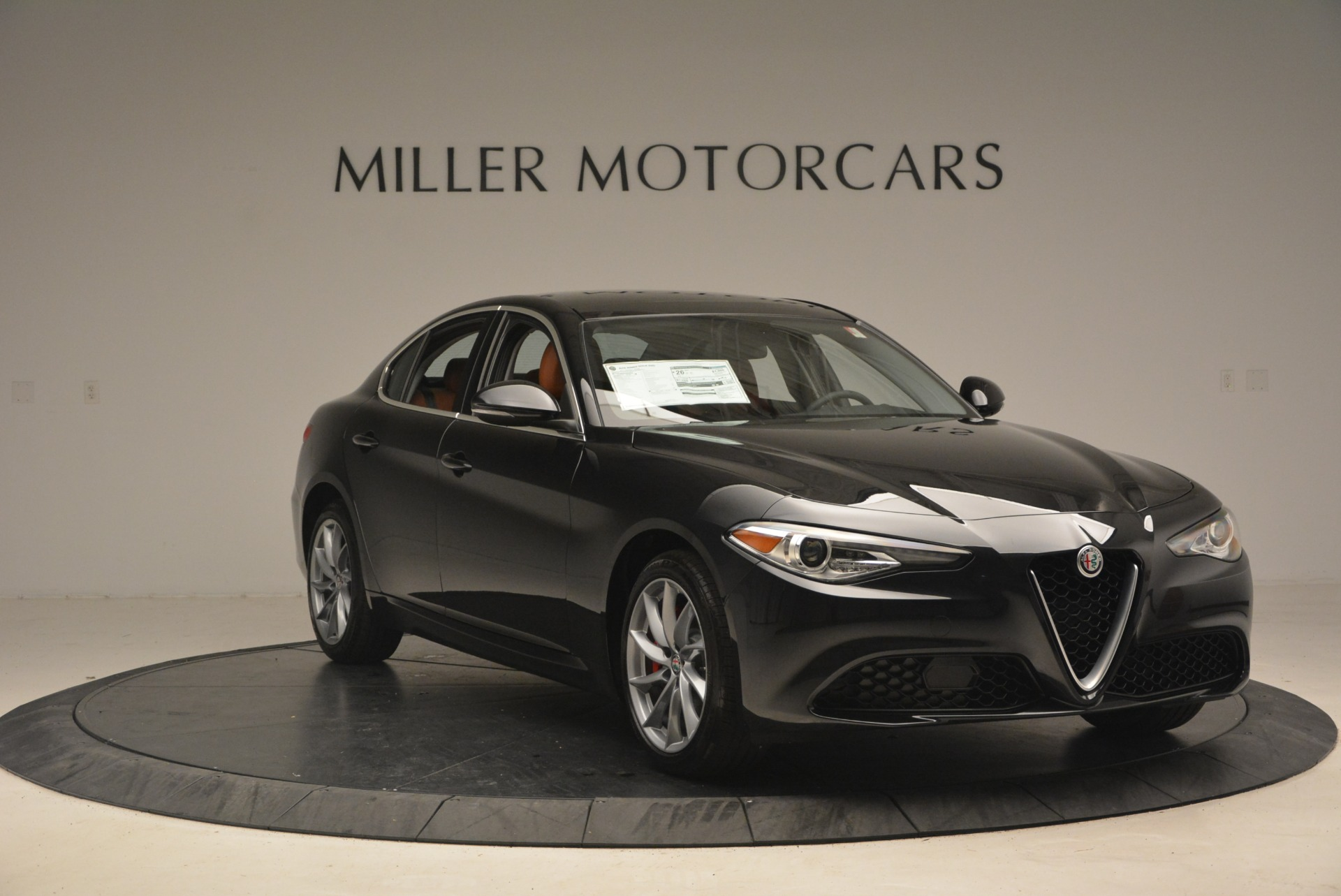 New 2018 Alfa Romeo Giulia Q4 For Sale In Greenwich, CT 1752_p11