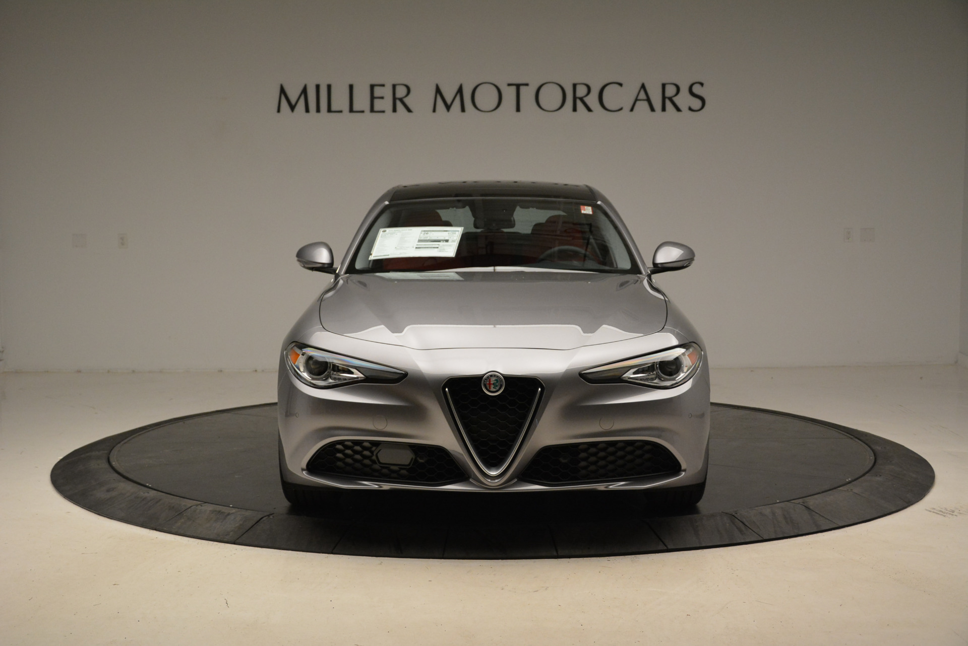 New 2018 Alfa Romeo Giulia Q4 For Sale In Greenwich, CT 1756_p12