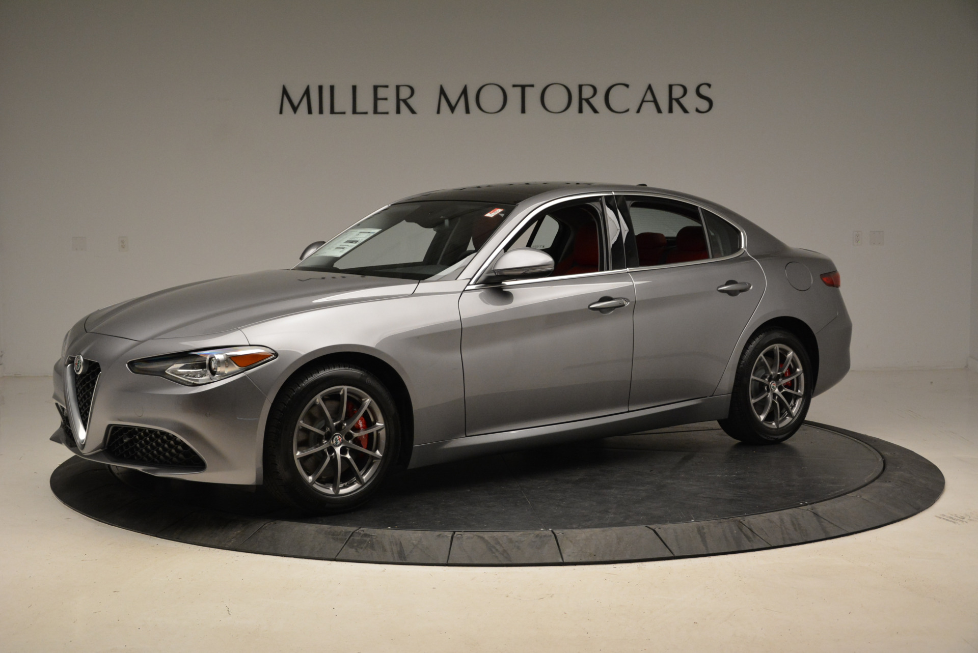 New 2018 Alfa Romeo Giulia Q4 For Sale In Greenwich, CT 1756_p2