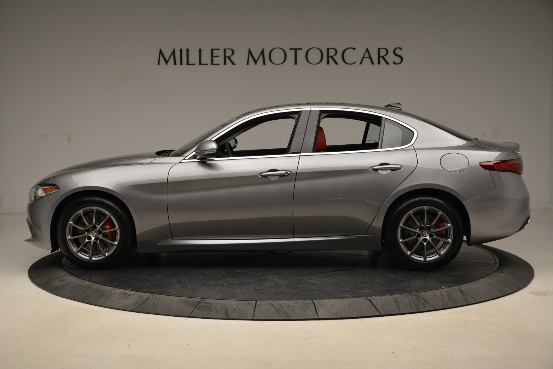 New 2018 Alfa Romeo Giulia Q4 For Sale In Greenwich, CT 1756_p3