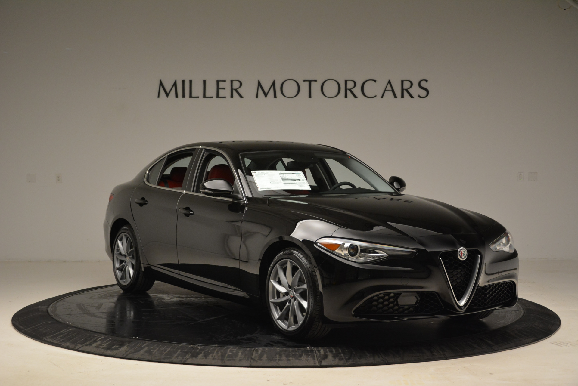 New 2018 Alfa Romeo Giulia Q4 For Sale In Greenwich, CT 1757_p11