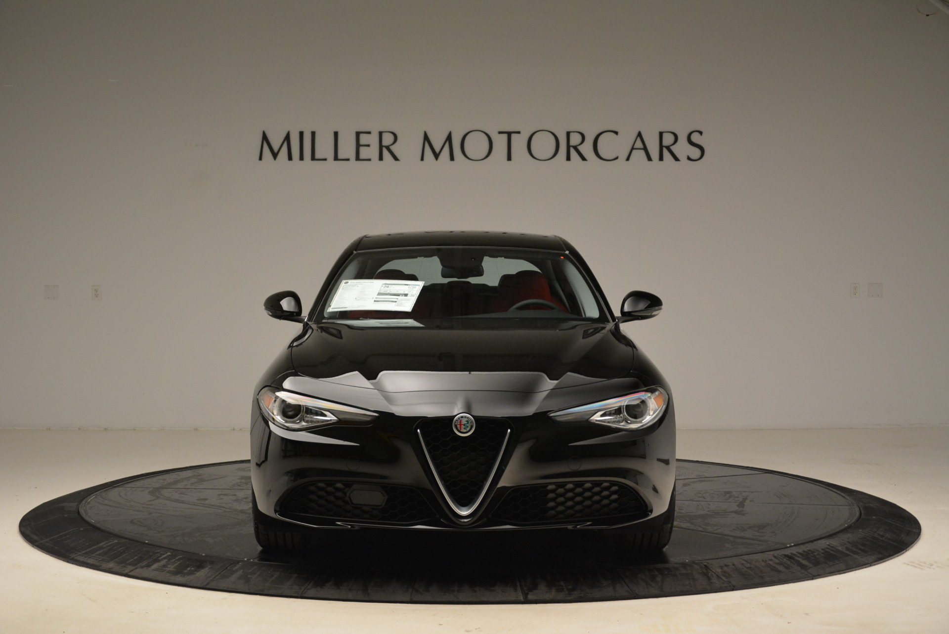 New 2018 Alfa Romeo Giulia Q4 For Sale In Greenwich, CT 1757_p12