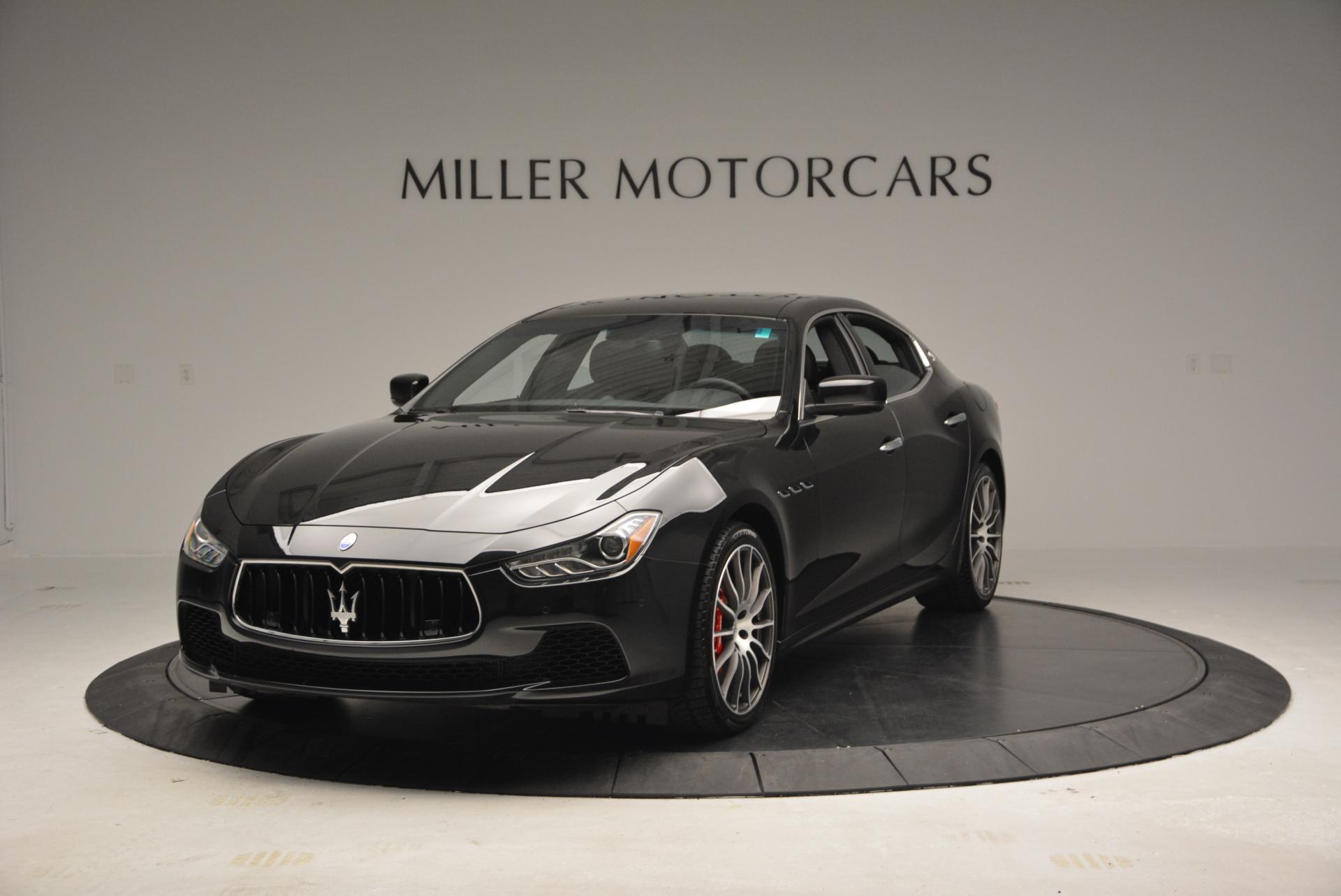 New 2016 Maserati Ghibli S Q4 For Sale In Greenwich, CT 176_main