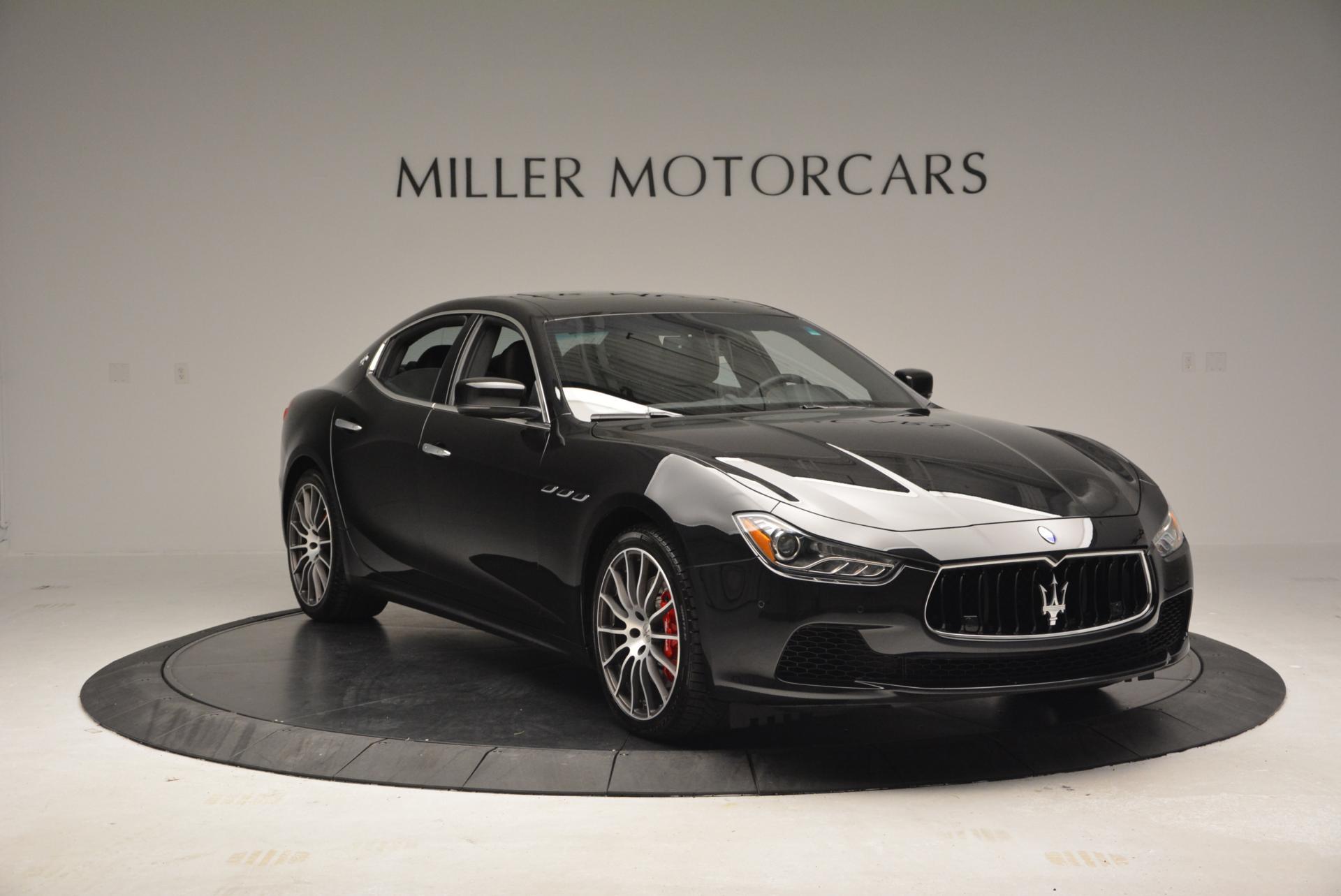 New 2016 Maserati Ghibli S Q4 For Sale In Greenwich, CT 176_p11