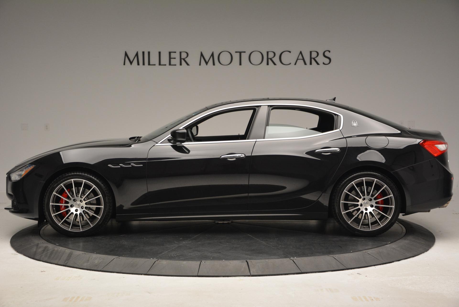 New 2016 Maserati Ghibli S Q4 For Sale In Greenwich, CT 176_p3