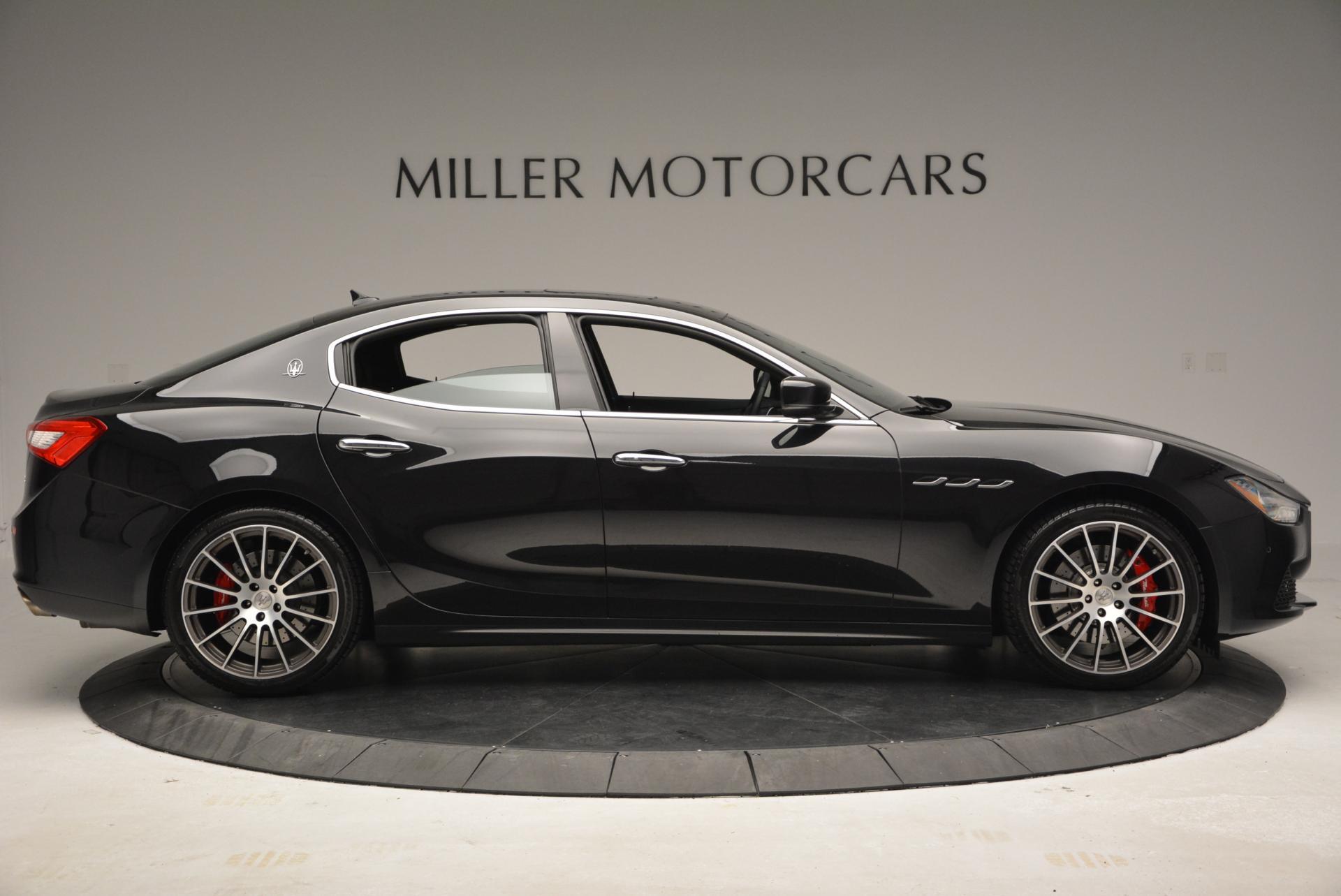 New 2016 Maserati Ghibli S Q4 For Sale In Greenwich, CT 176_p9