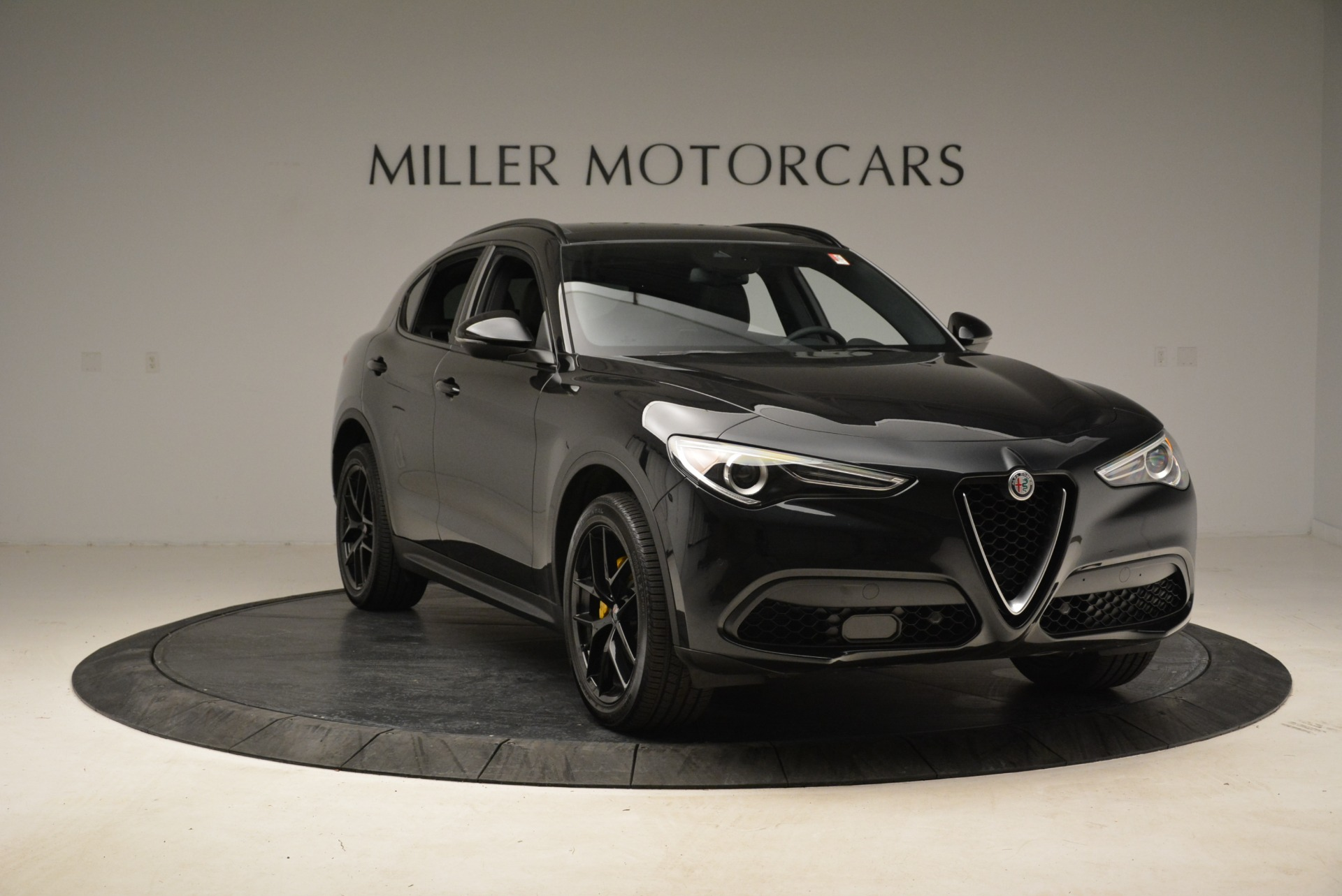New 2018 Alfa Romeo Stelvio Ti Sport Q4 For Sale In Greenwich, CT 1760_p11