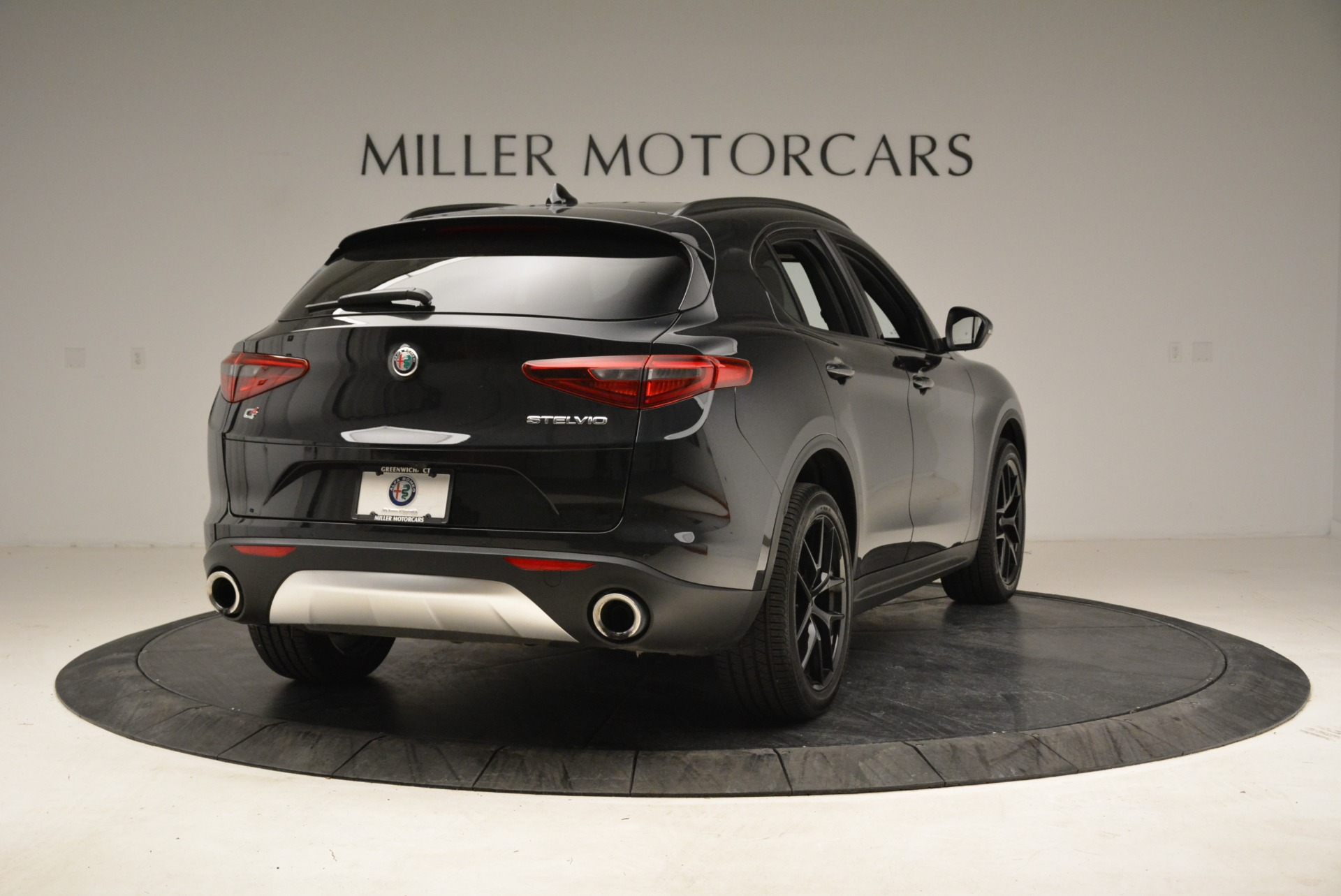 New 2018 Alfa Romeo Stelvio Ti Sport Q4 For Sale In Greenwich, CT 1760_p7