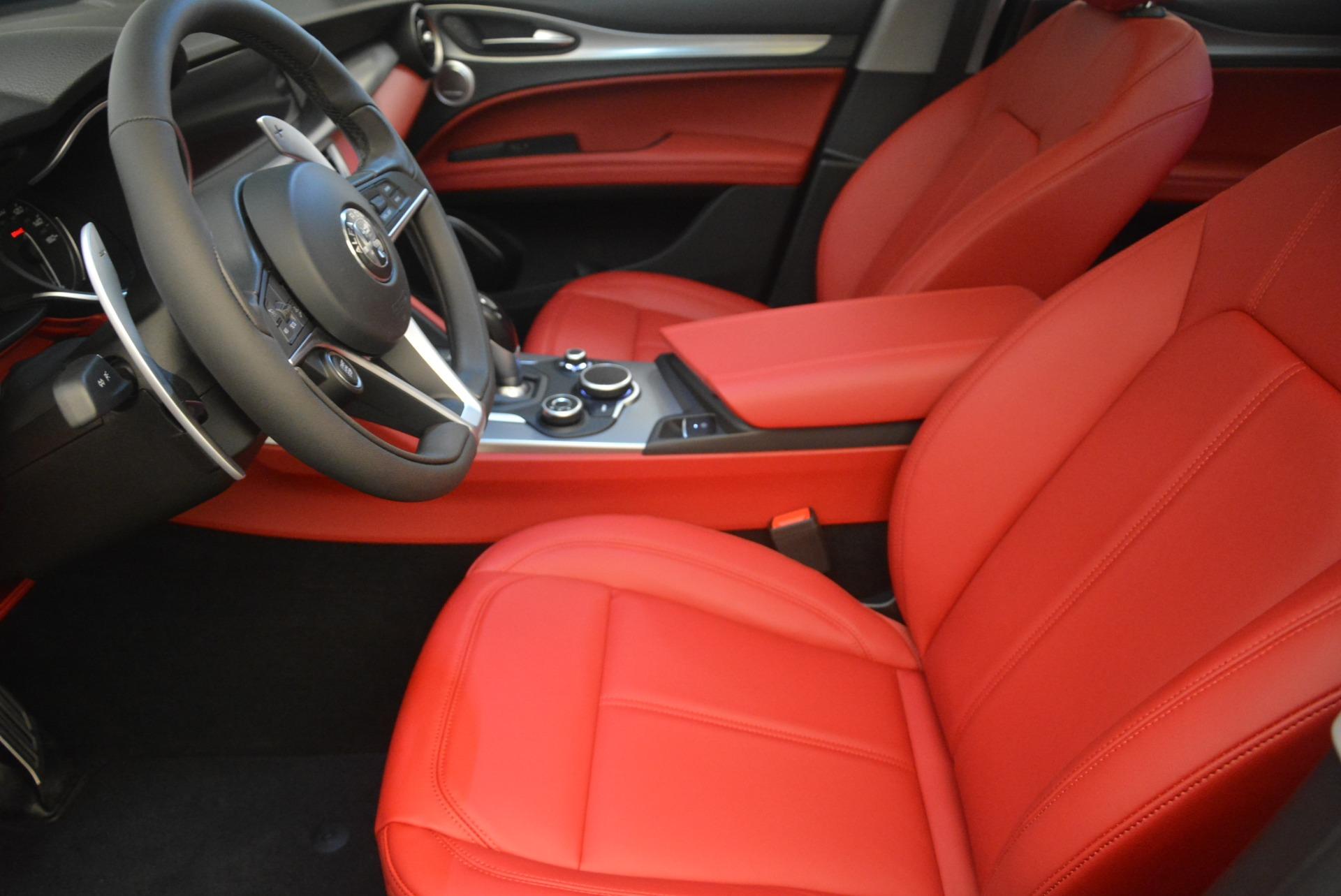 New 2018 Alfa Romeo Stelvio Sport Q4 For Sale In Greenwich, CT 1761_p14
