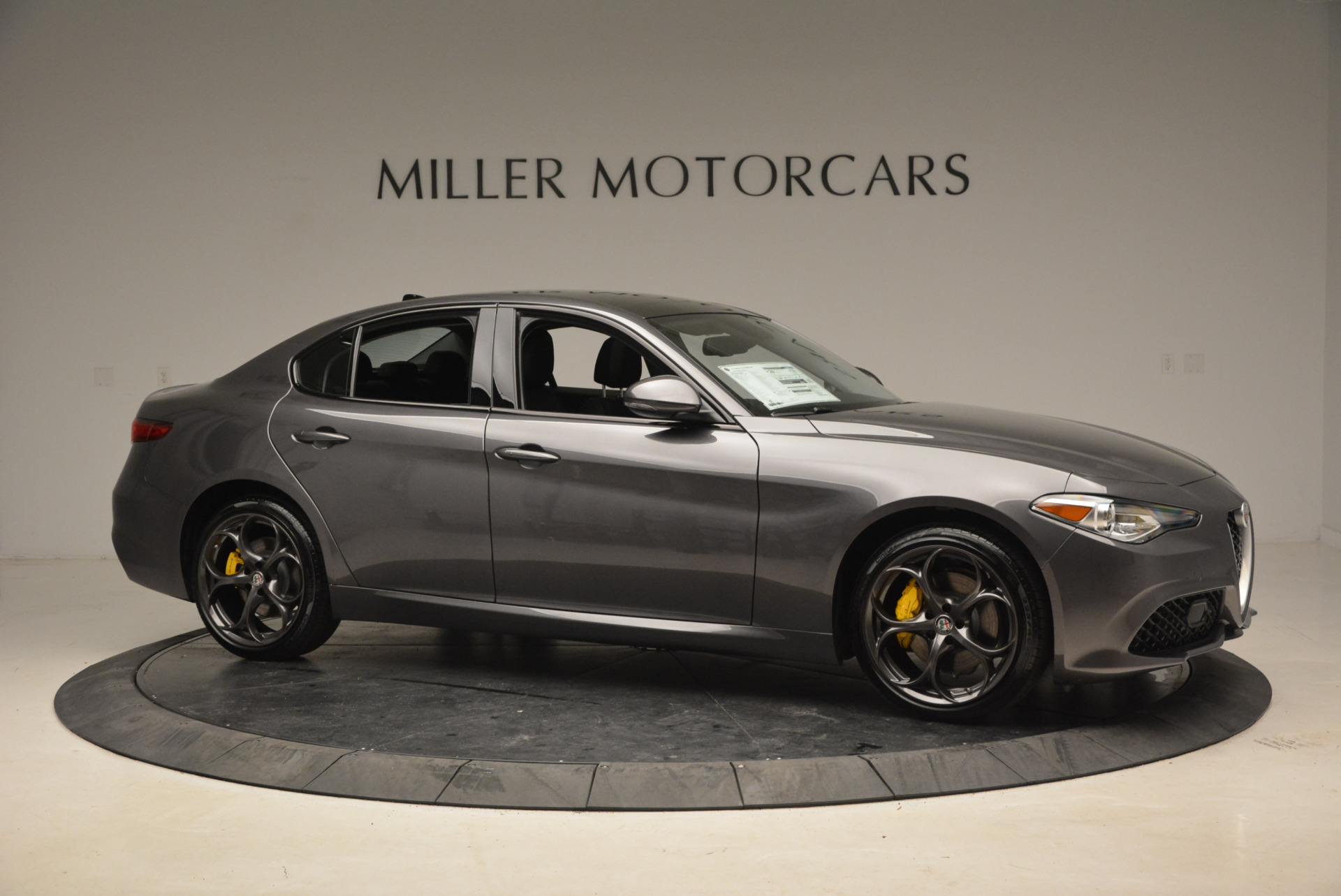 New 2018 Alfa Romeo Giulia Ti Sport Q4 For Sale In Greenwich, CT 1765_p10