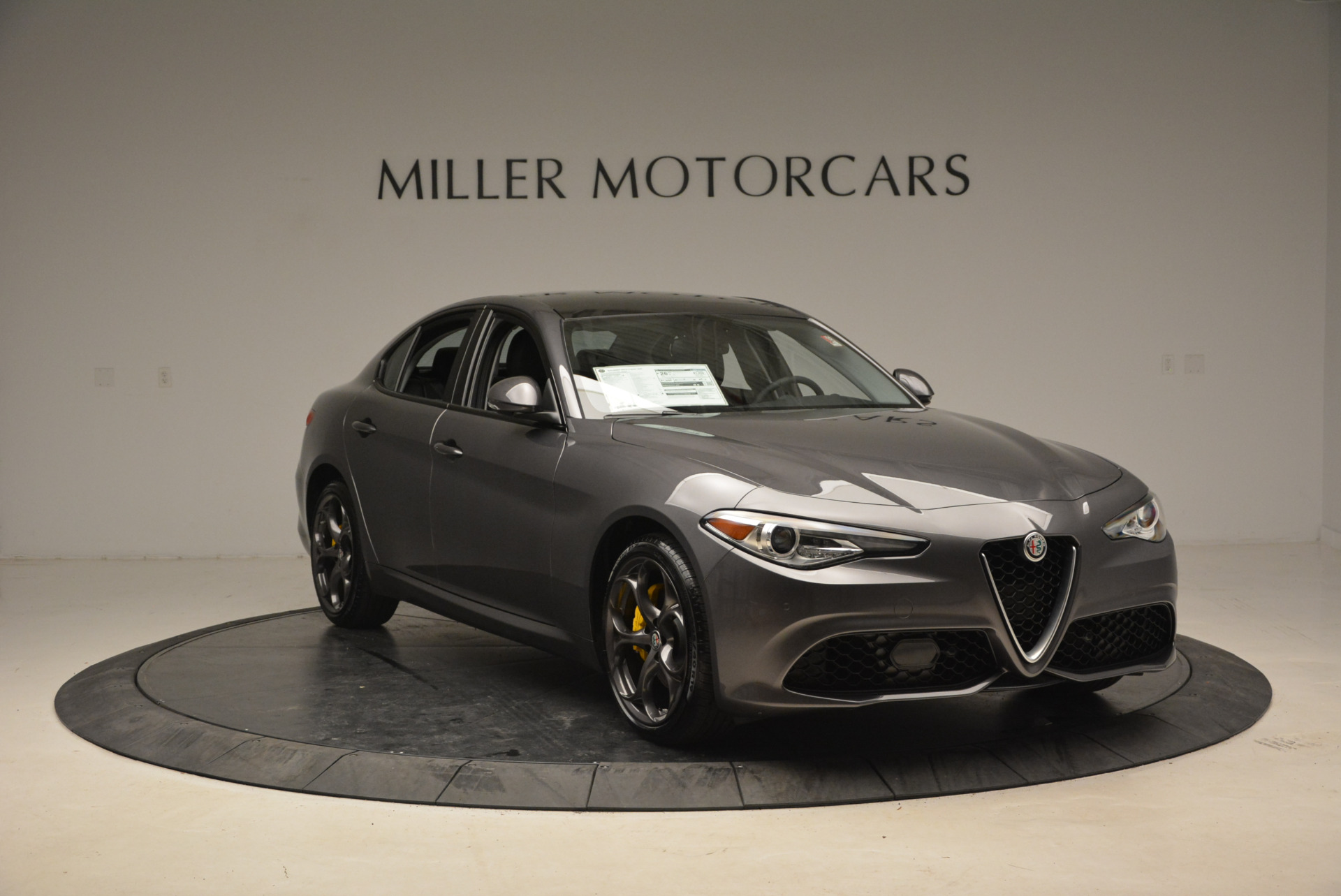 New 2018 Alfa Romeo Giulia Ti Sport Q4 For Sale In Greenwich, CT 1765_p11