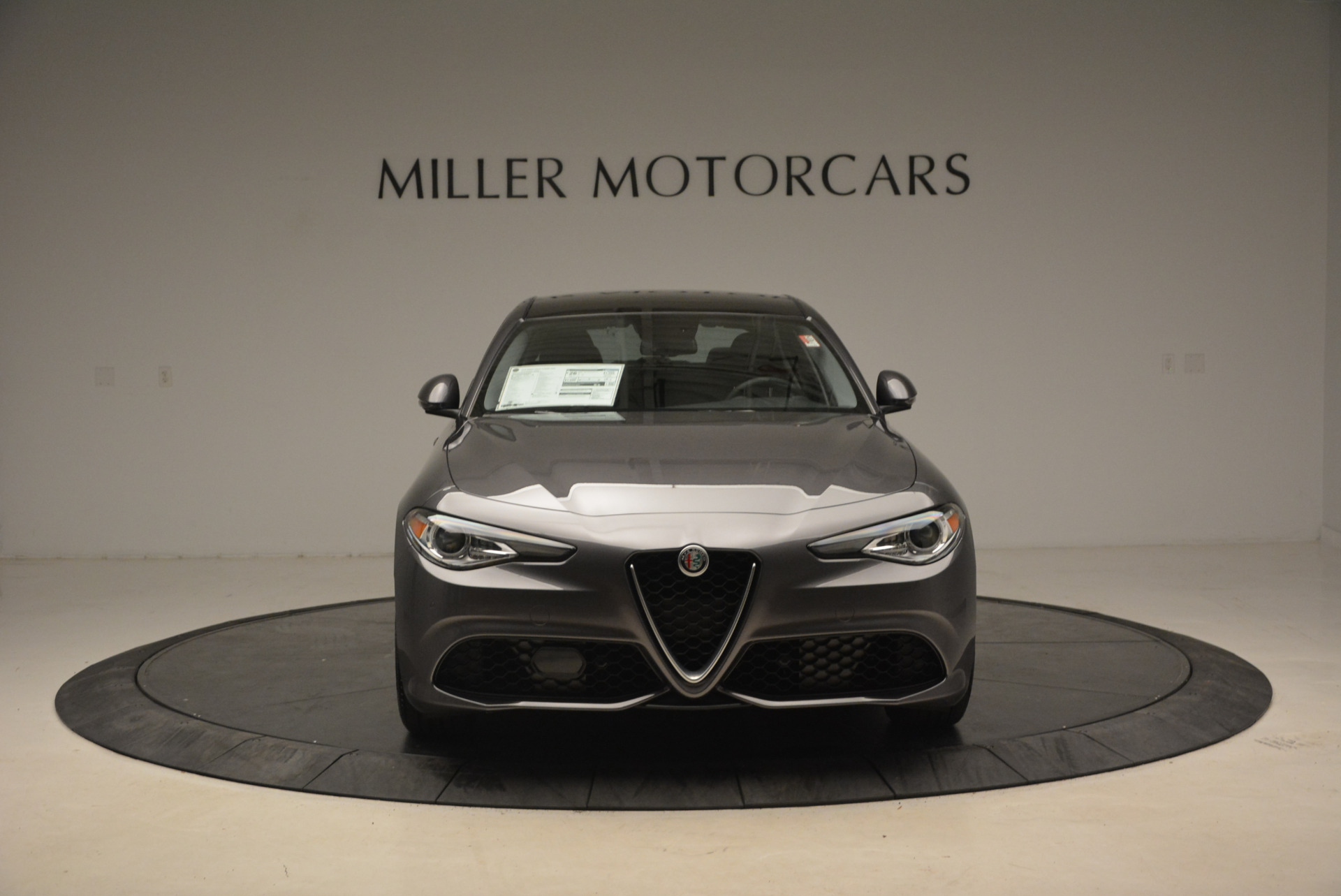 New 2018 Alfa Romeo Giulia Ti Sport Q4 For Sale In Greenwich, CT 1765_p12