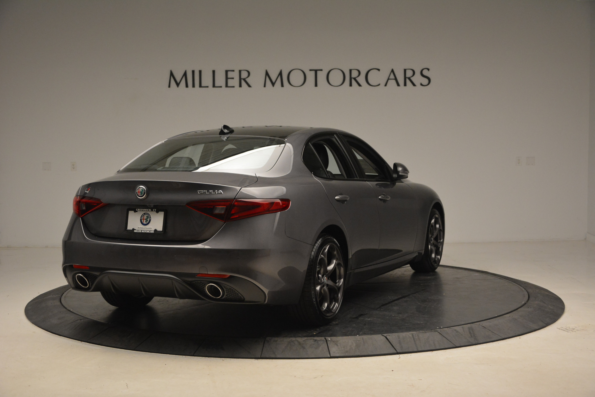 New 2018 Alfa Romeo Giulia Ti Sport Q4 For Sale In Greenwich, CT 1765_p7
