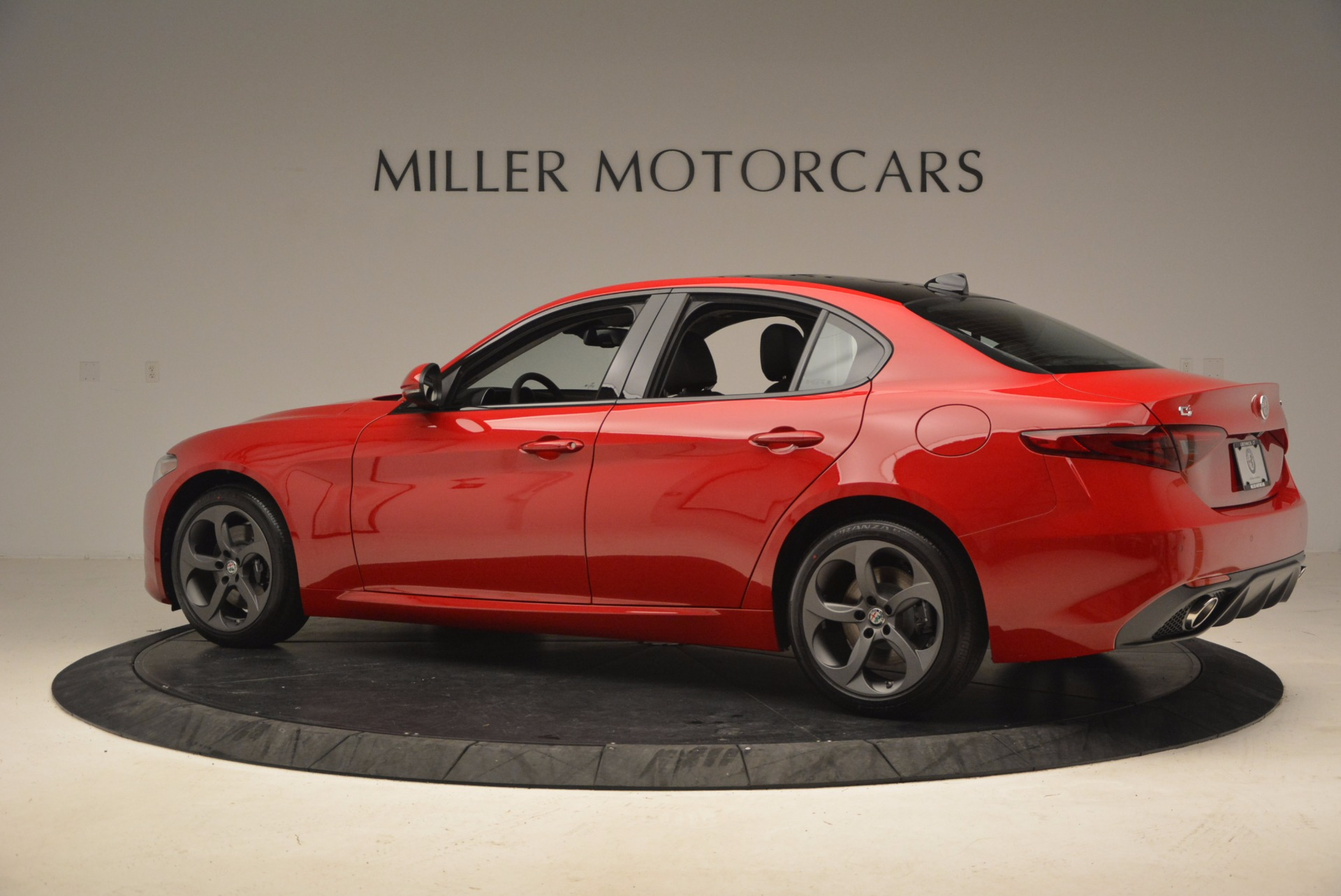 New 2018 Alfa Romeo Giulia Ti Sport Q4 For Sale In Greenwich, CT 1768_p4