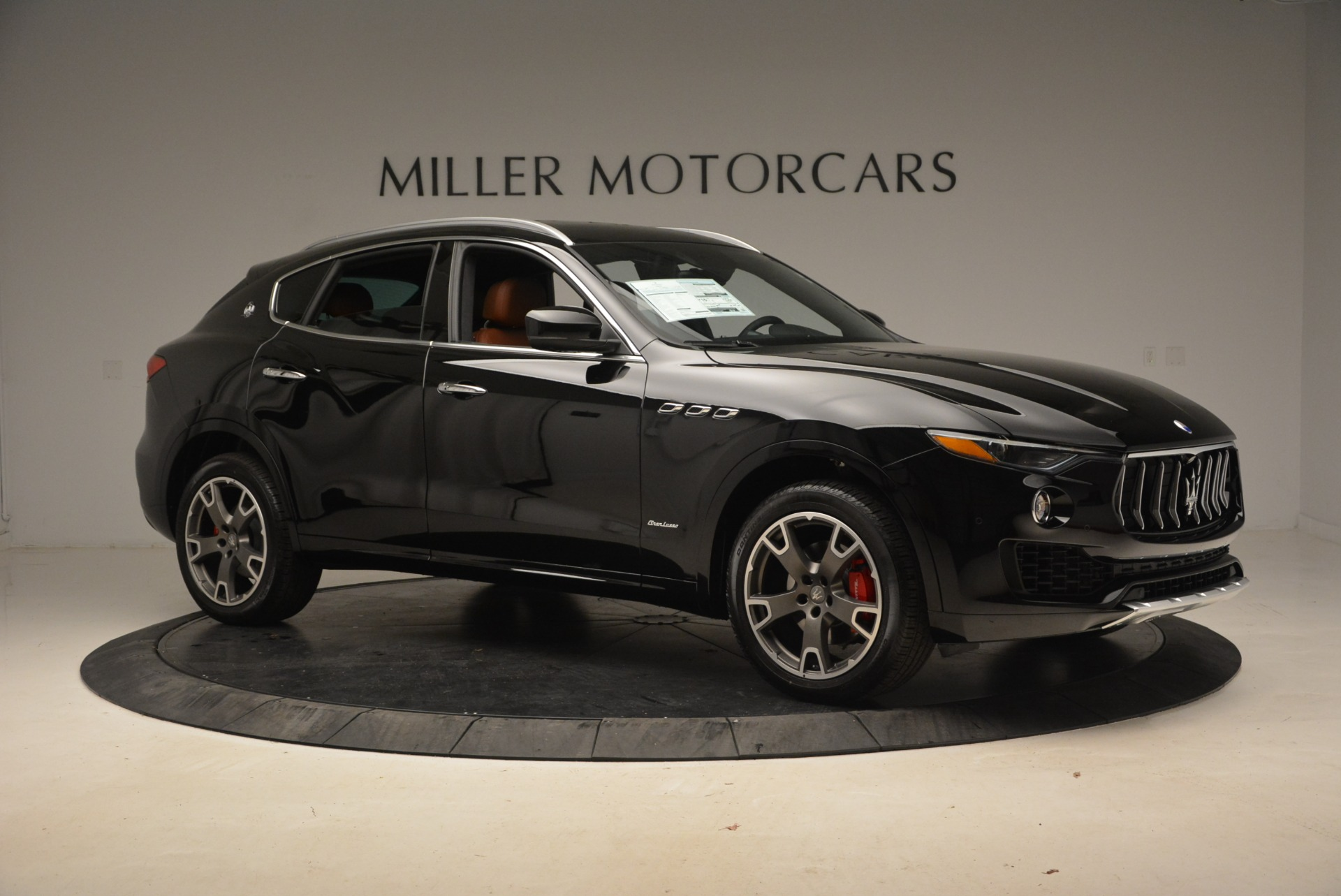 New 2018 Maserati Levante Q4 GranLusso For Sale In Greenwich, CT 1770_p10