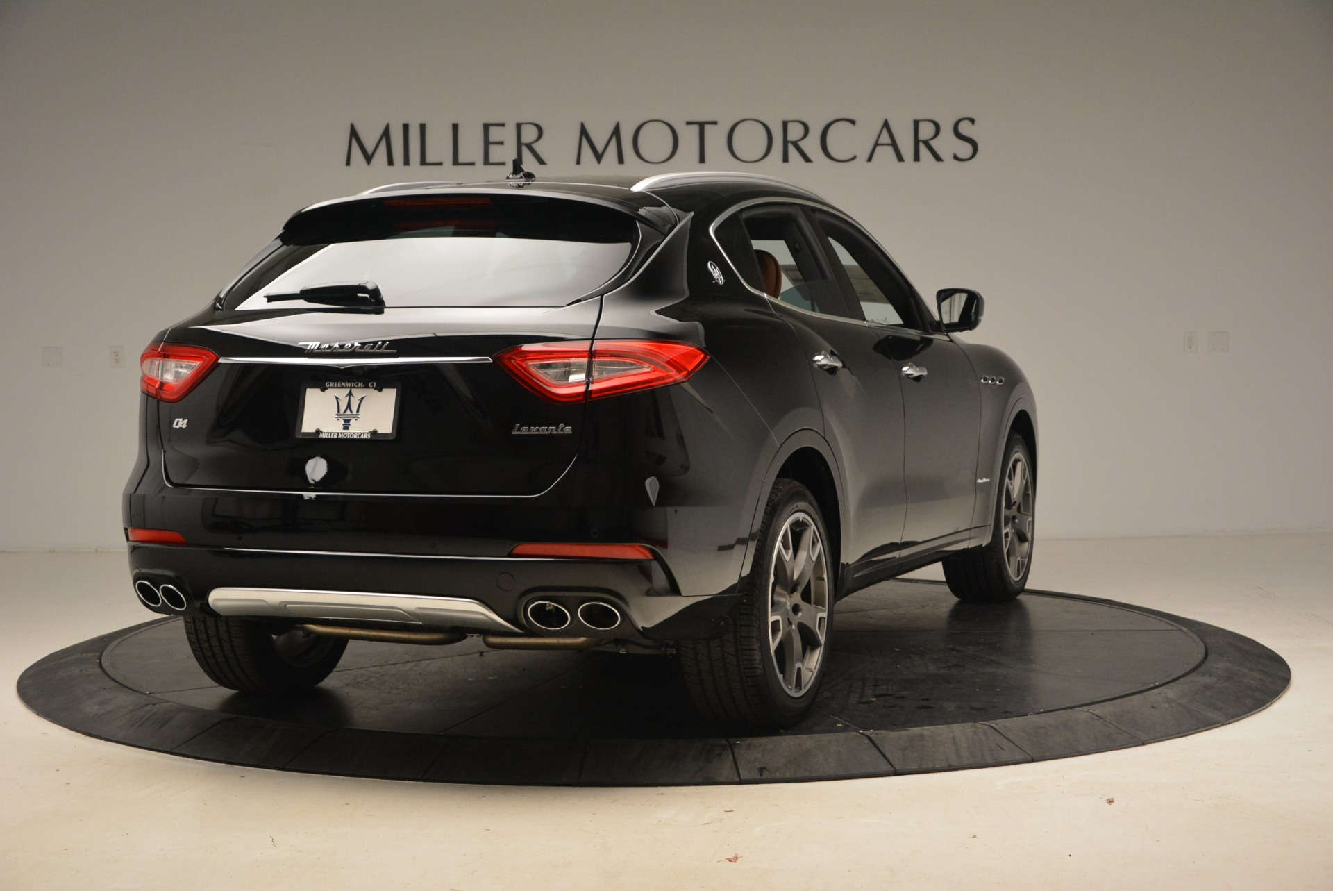 New 2018 Maserati Levante Q4 GranLusso For Sale In Greenwich, CT 1770_p7