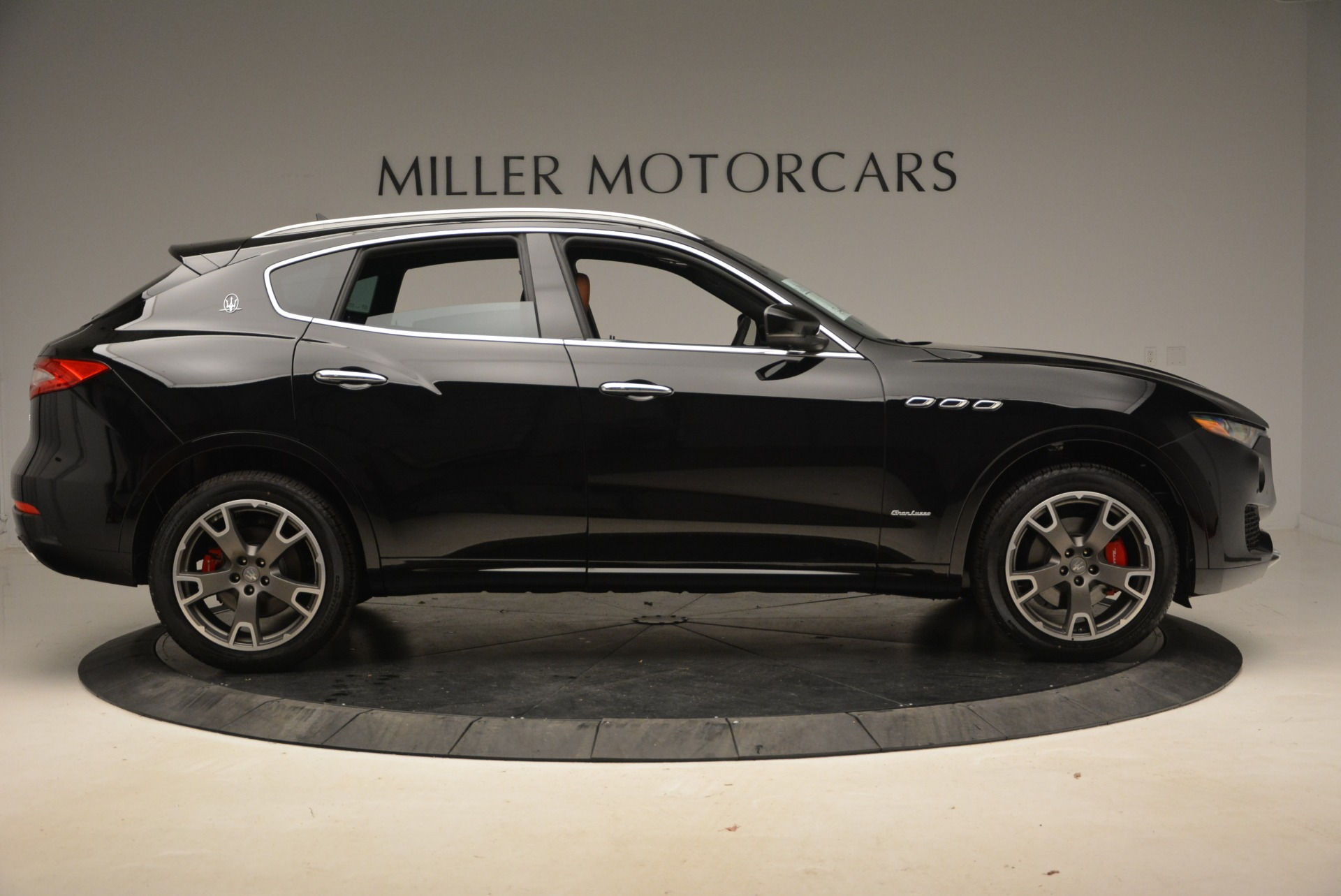 New 2018 Maserati Levante Q4 GranLusso For Sale In Greenwich, CT 1770_p9
