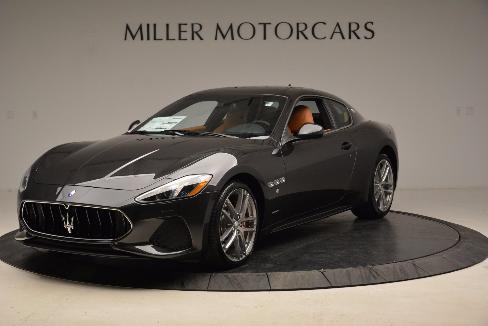 New 2018 Maserati GranTurismo Sport Coupe For Sale In Greenwich, CT 1771_main