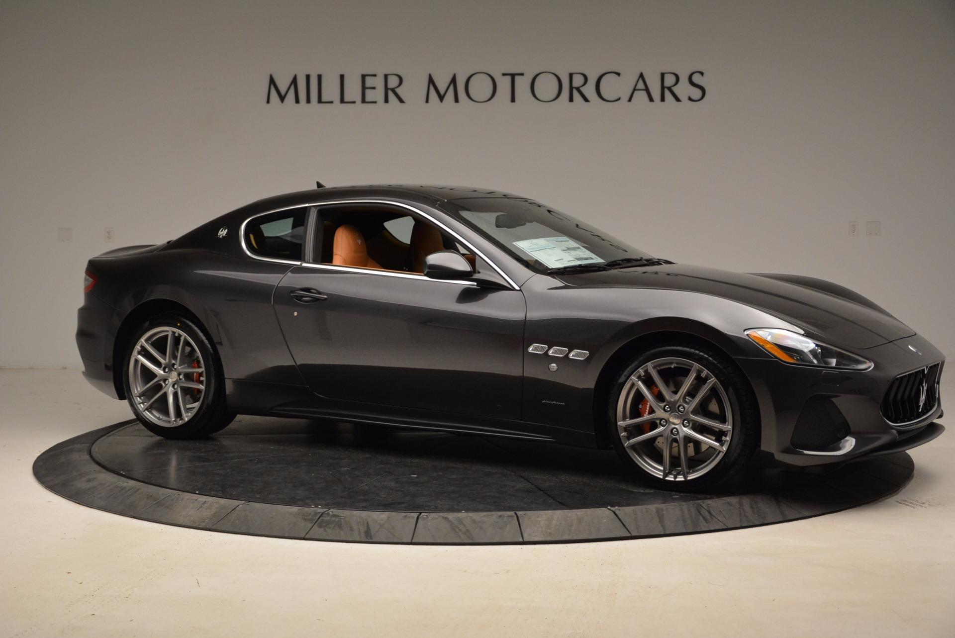 New 2018 Maserati GranTurismo Sport Coupe For Sale In Greenwich, CT 1771_p10