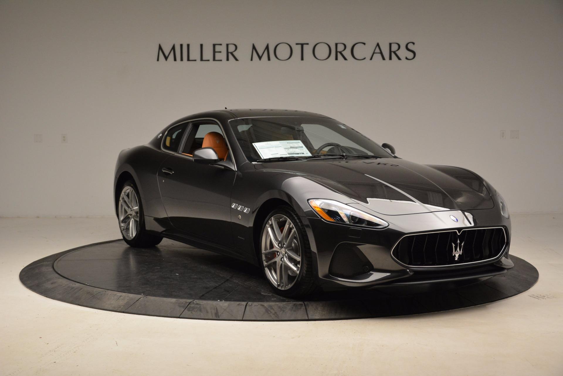 New 2018 Maserati GranTurismo Sport Coupe For Sale In Greenwich, CT 1771_p11