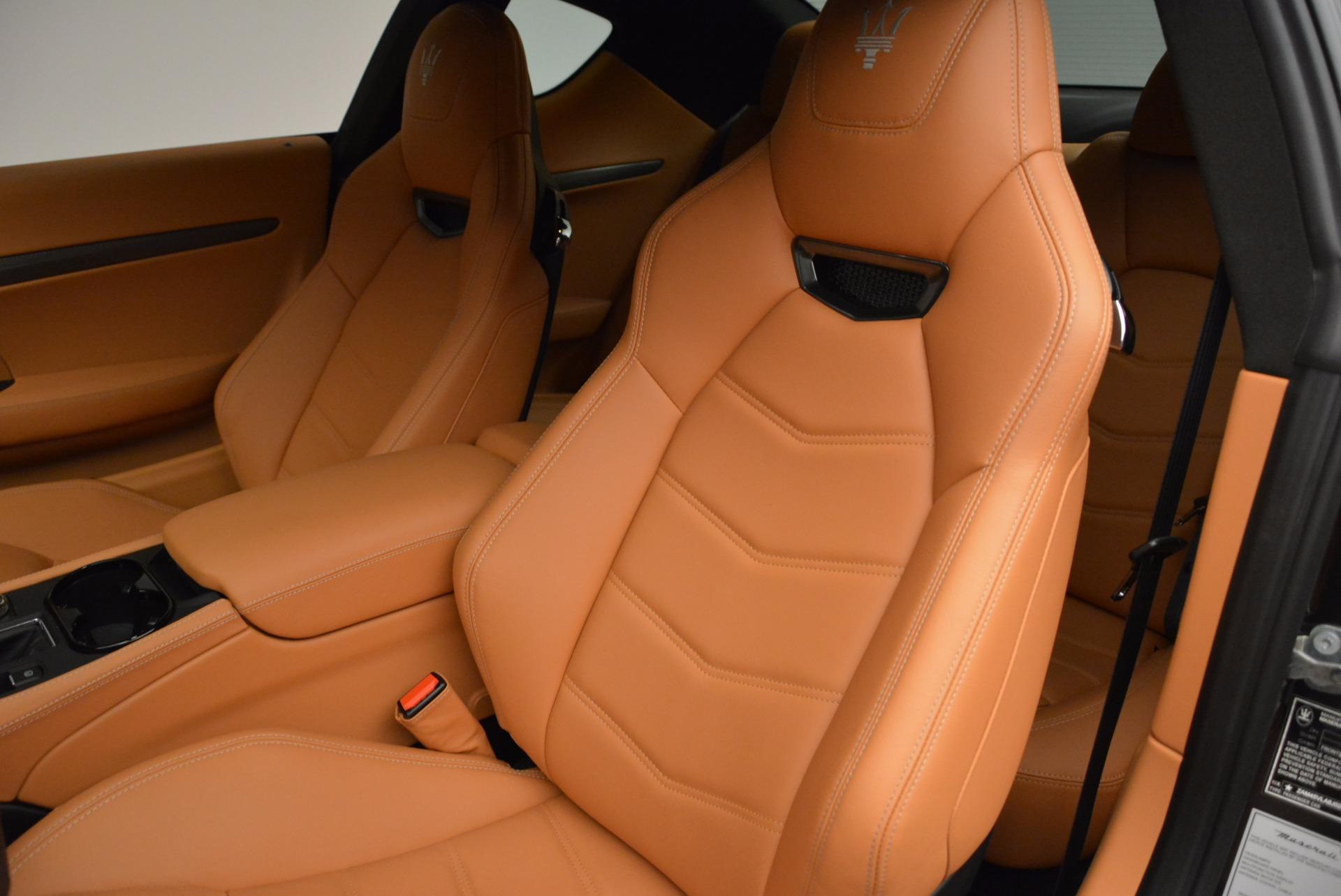 New 2018 Maserati GranTurismo Sport Coupe For Sale In Greenwich, CT 1771_p15