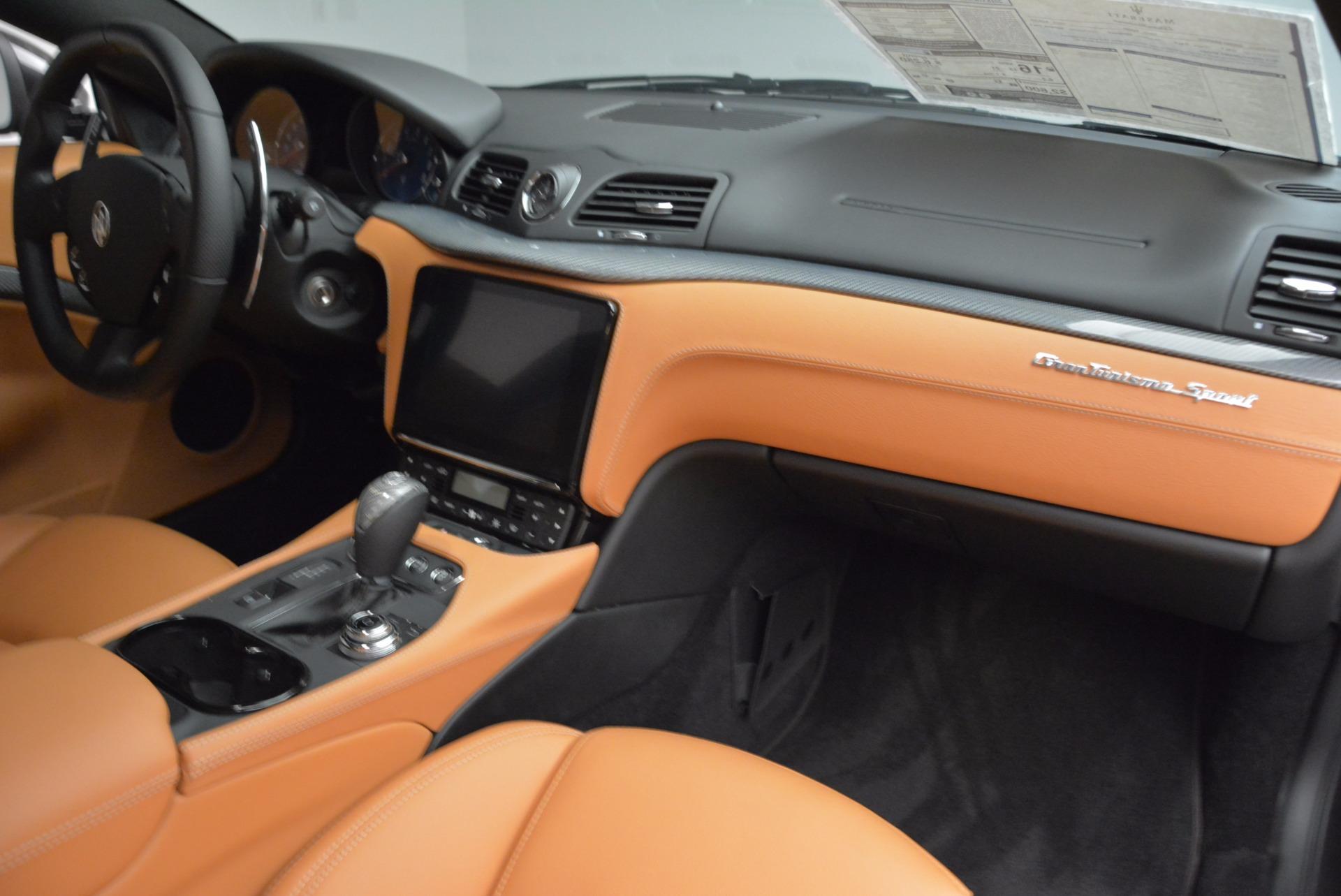New 2018 Maserati GranTurismo Sport Coupe For Sale In Greenwich, CT 1771_p18