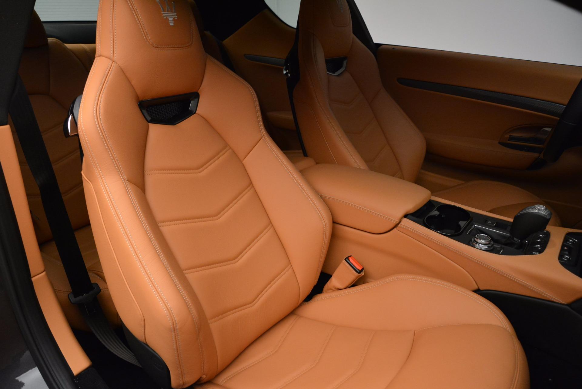 New 2018 Maserati GranTurismo Sport Coupe For Sale In Greenwich, CT 1771_p20