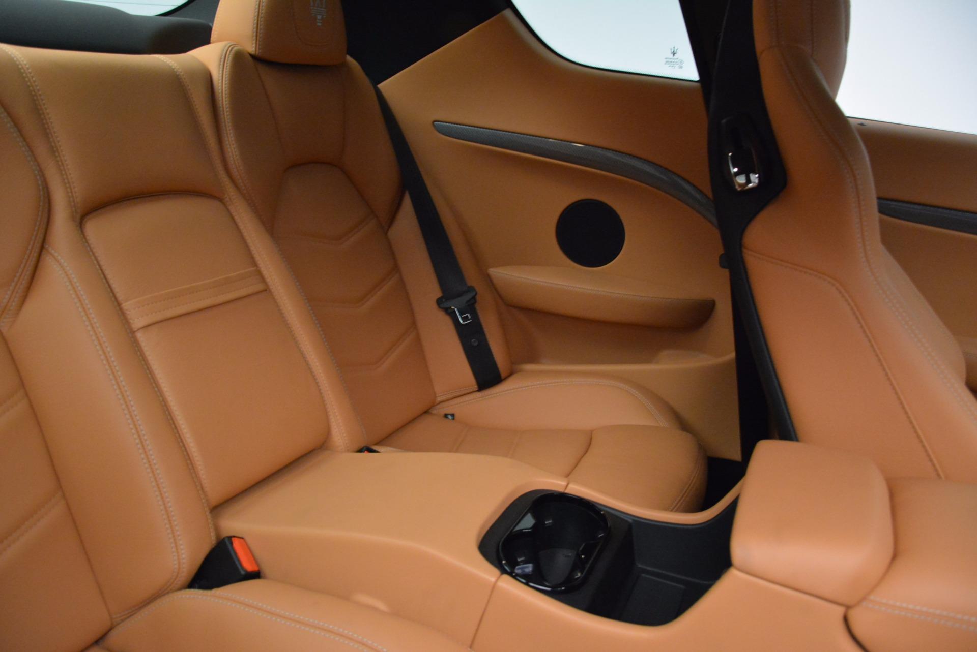 New 2018 Maserati GranTurismo Sport Coupe For Sale In Greenwich, CT 1771_p22