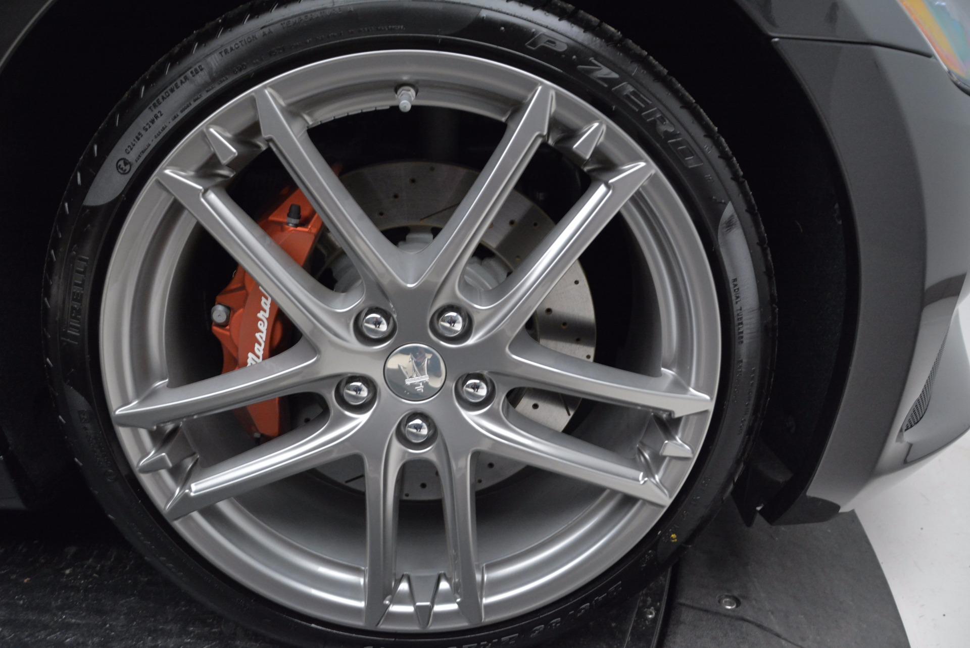New 2018 Maserati GranTurismo Sport Coupe For Sale In Greenwich, CT 1771_p23