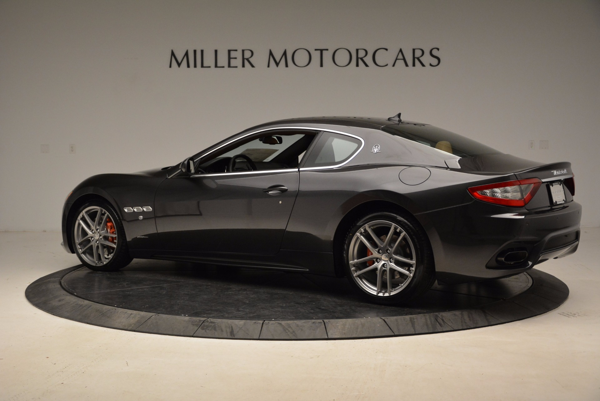 New 2018 Maserati GranTurismo Sport Coupe For Sale In Greenwich, CT 1771_p4