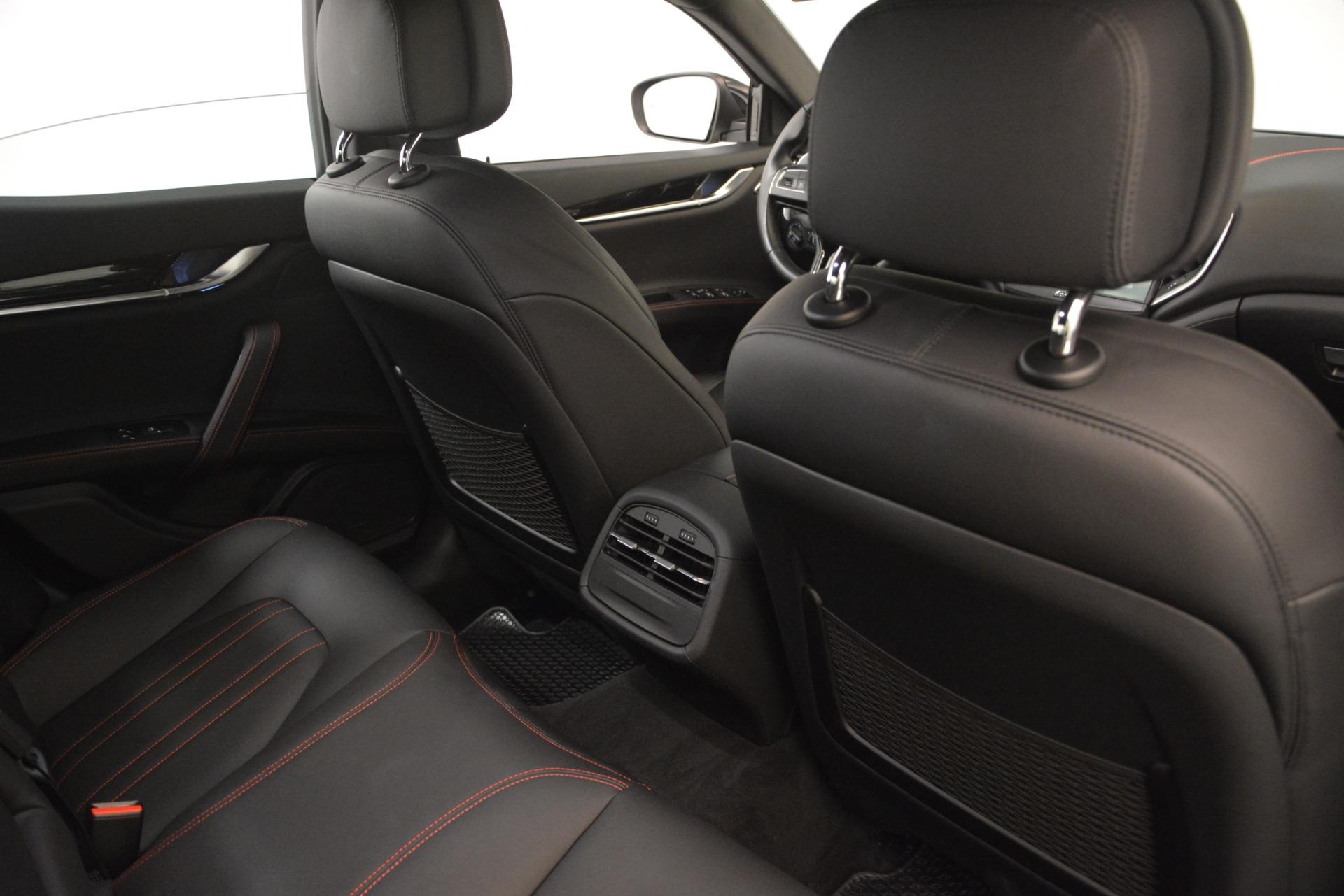 Used 2018 Maserati Ghibli S Q4 For Sale In Greenwich, CT 1772_p22