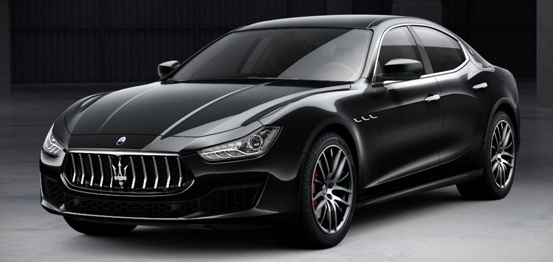 New 2018 Maserati Ghibli S Q4 For Sale In Greenwich, CT 1773_main