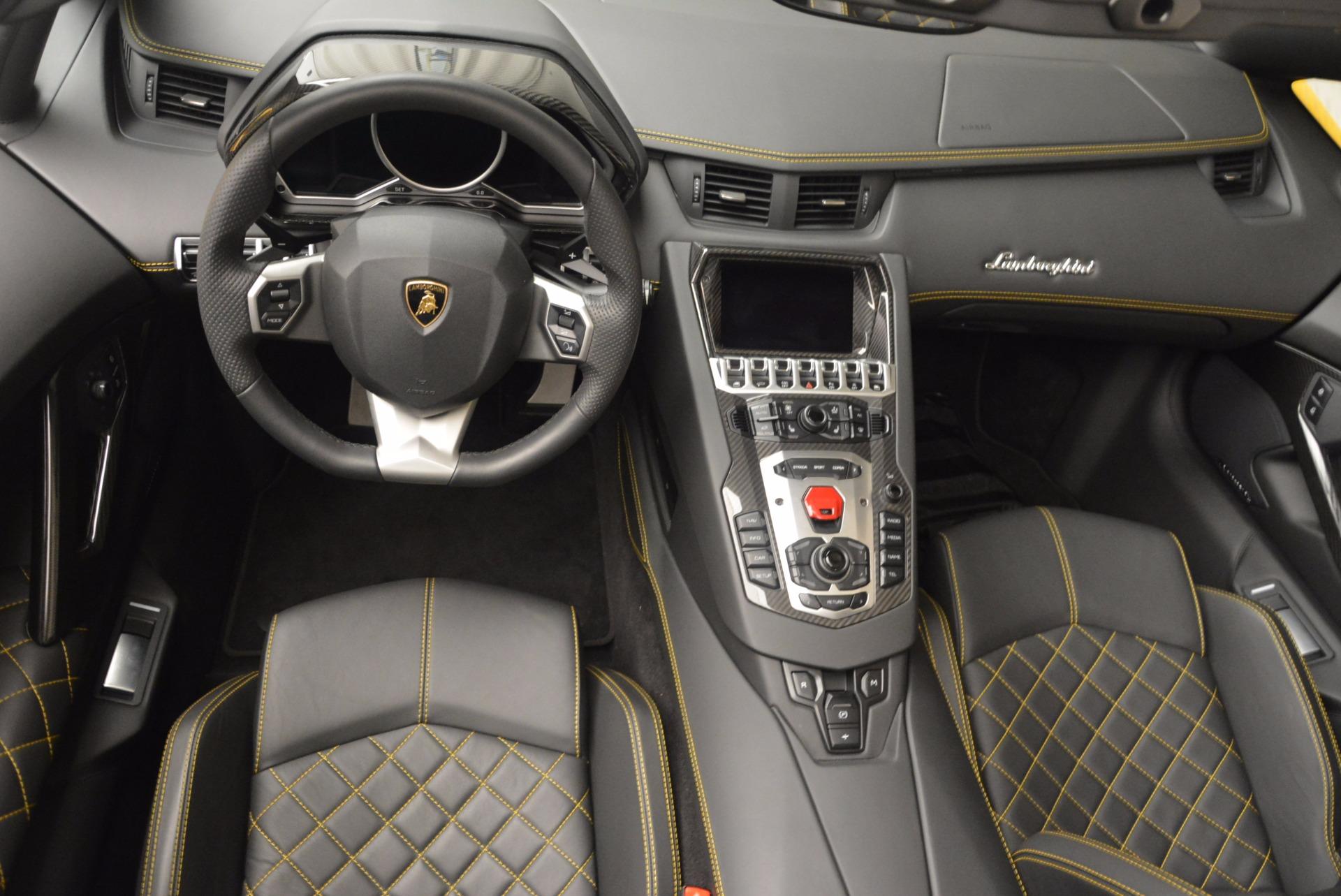 Used 2015 Lamborghini Aventador LP 700-4 Roadster For Sale In Greenwich, CT 1774_p16