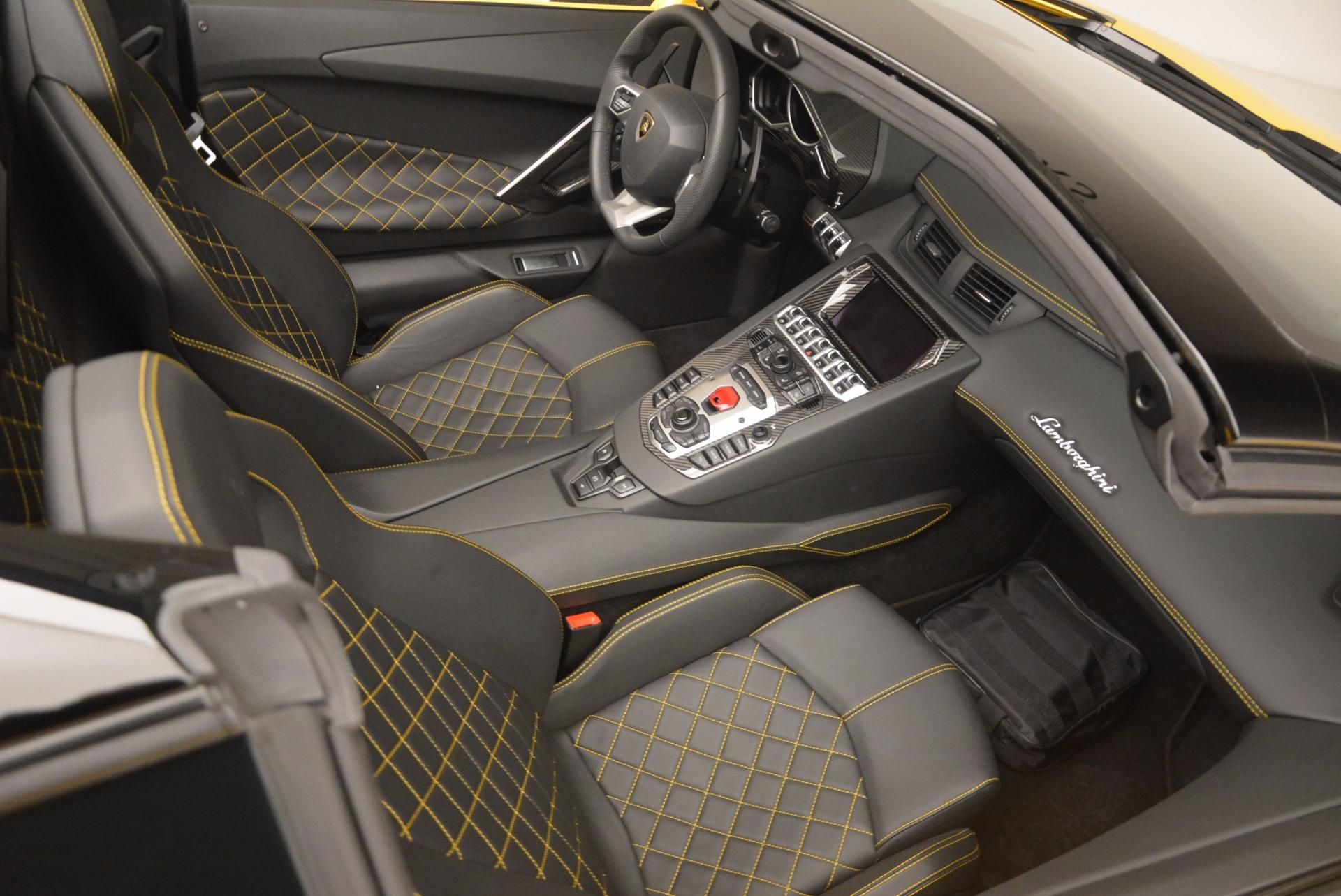 Used 2015 Lamborghini Aventador LP 700-4 Roadster For Sale In Greenwich, CT 1774_p21