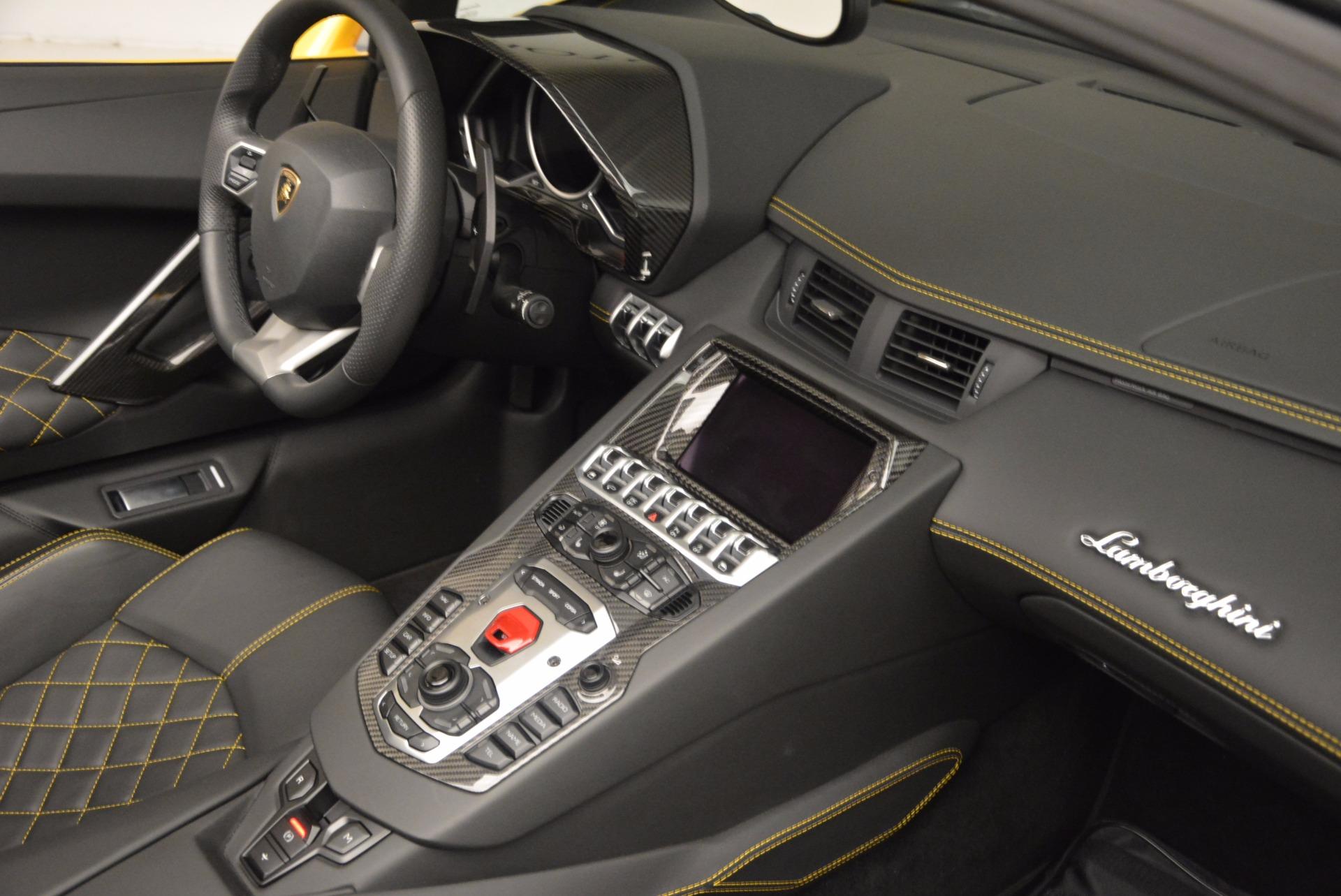 Used 2015 Lamborghini Aventador LP 700-4 Roadster For Sale In Greenwich, CT 1774_p26