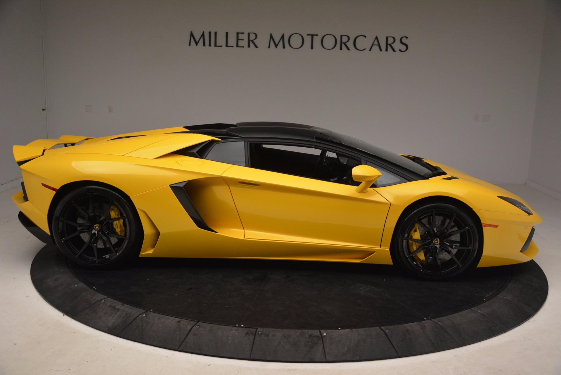 Used 2015 Lamborghini Aventador LP 700-4 Roadster For Sale In Greenwich, CT 1774_p28