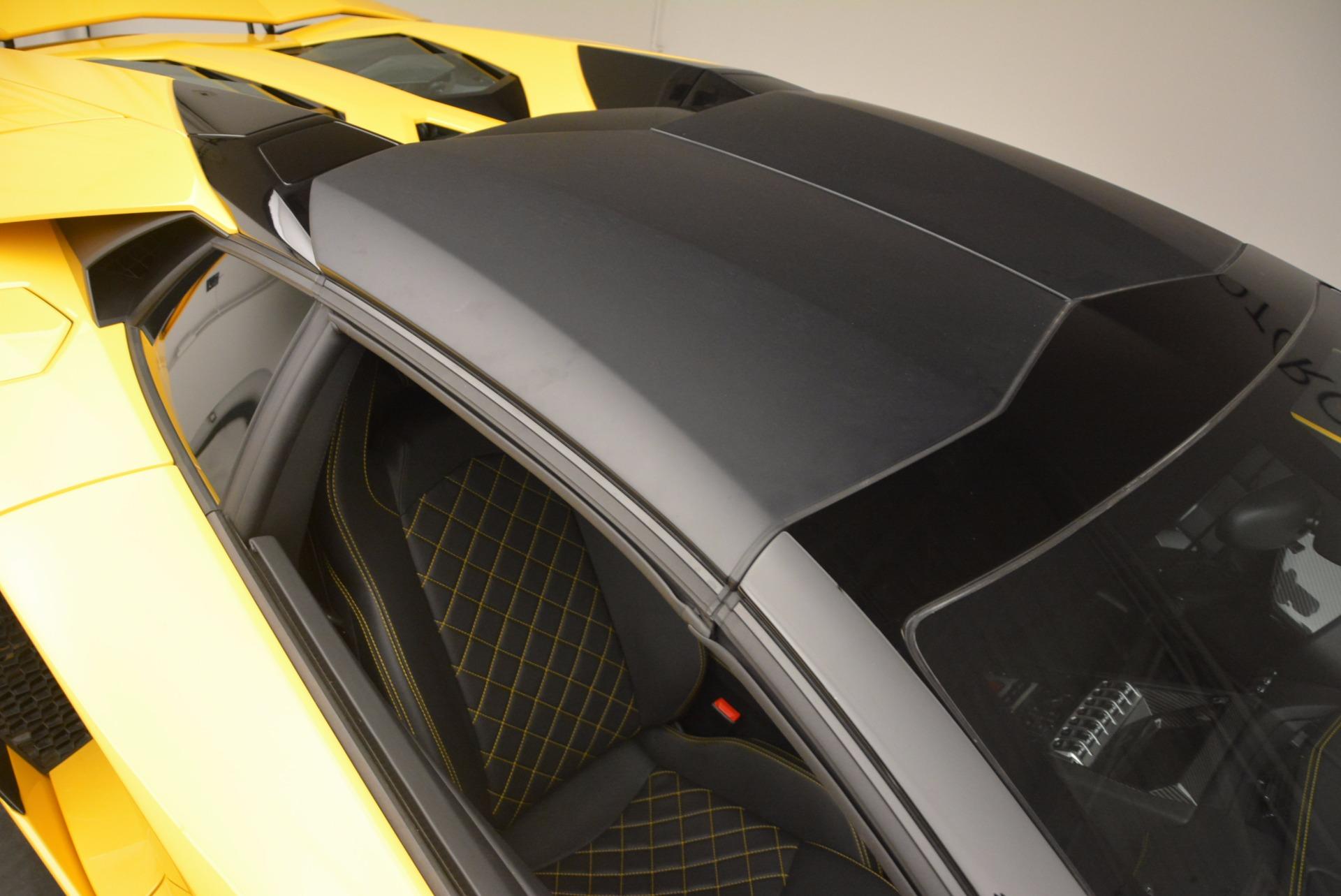 Used 2015 Lamborghini Aventador LP 700-4 Roadster For Sale In Greenwich, CT 1774_p29