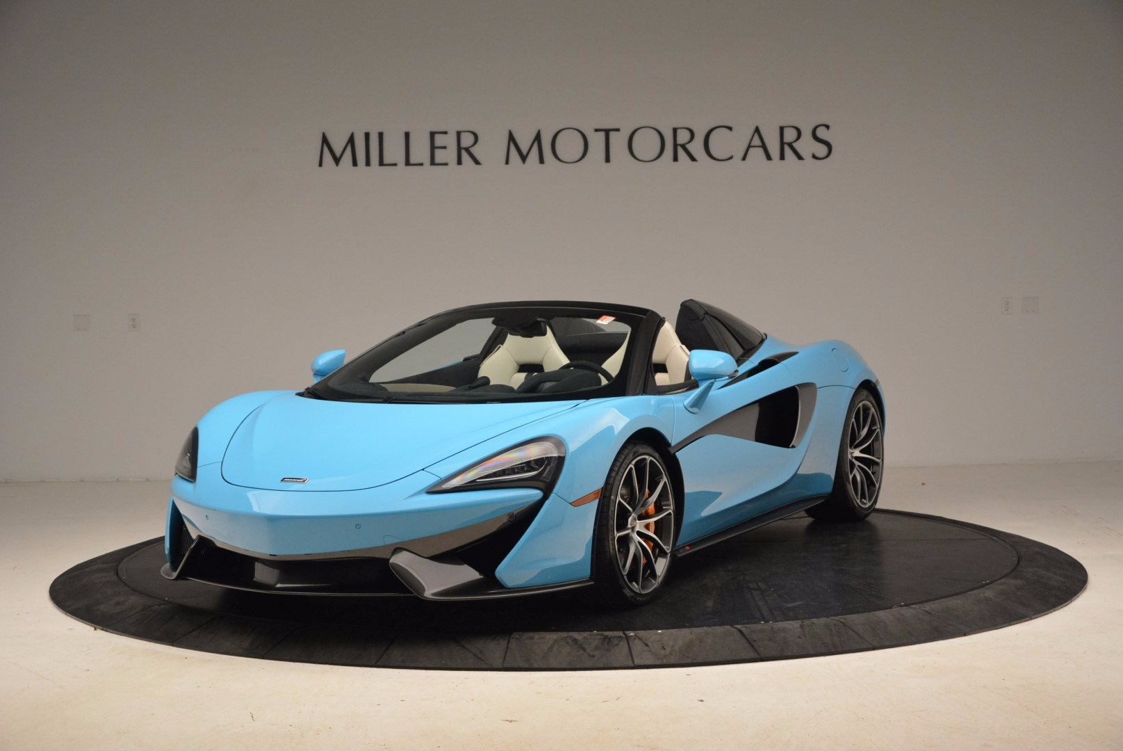 New 2018 McLaren 570S Spider For Sale In Greenwich, CT