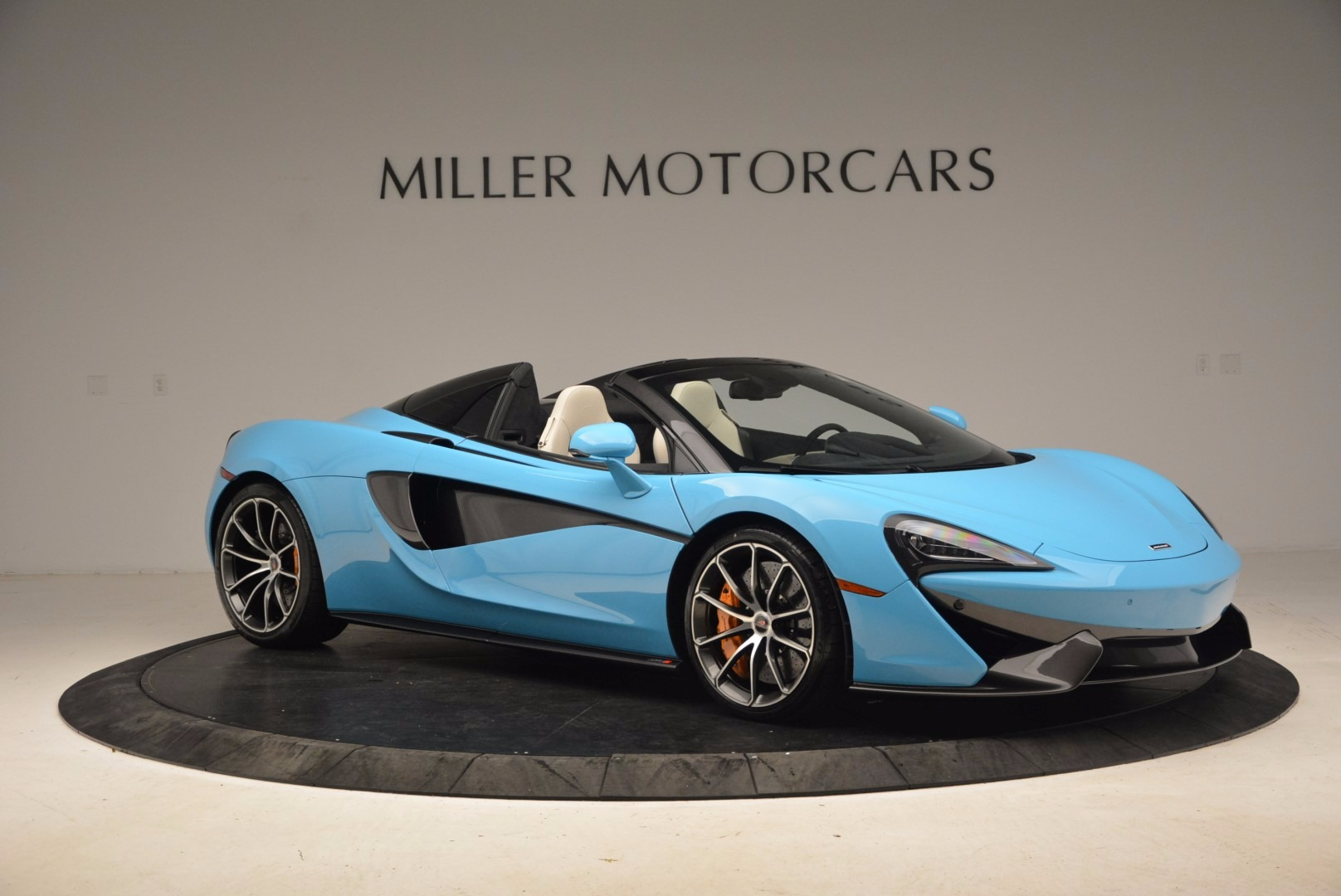 New 2018 McLaren 570S Spider For Sale In Greenwich, CT 1775_p10